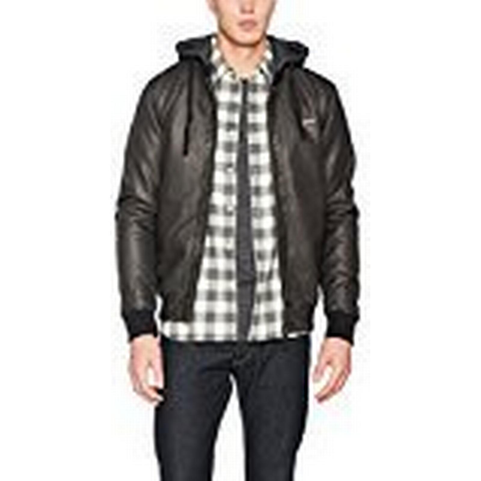 Billabong Futur Proof, Men's Vintage Jacket, Men's, Futur Proof, Vintage Men's Black, M a3c90e