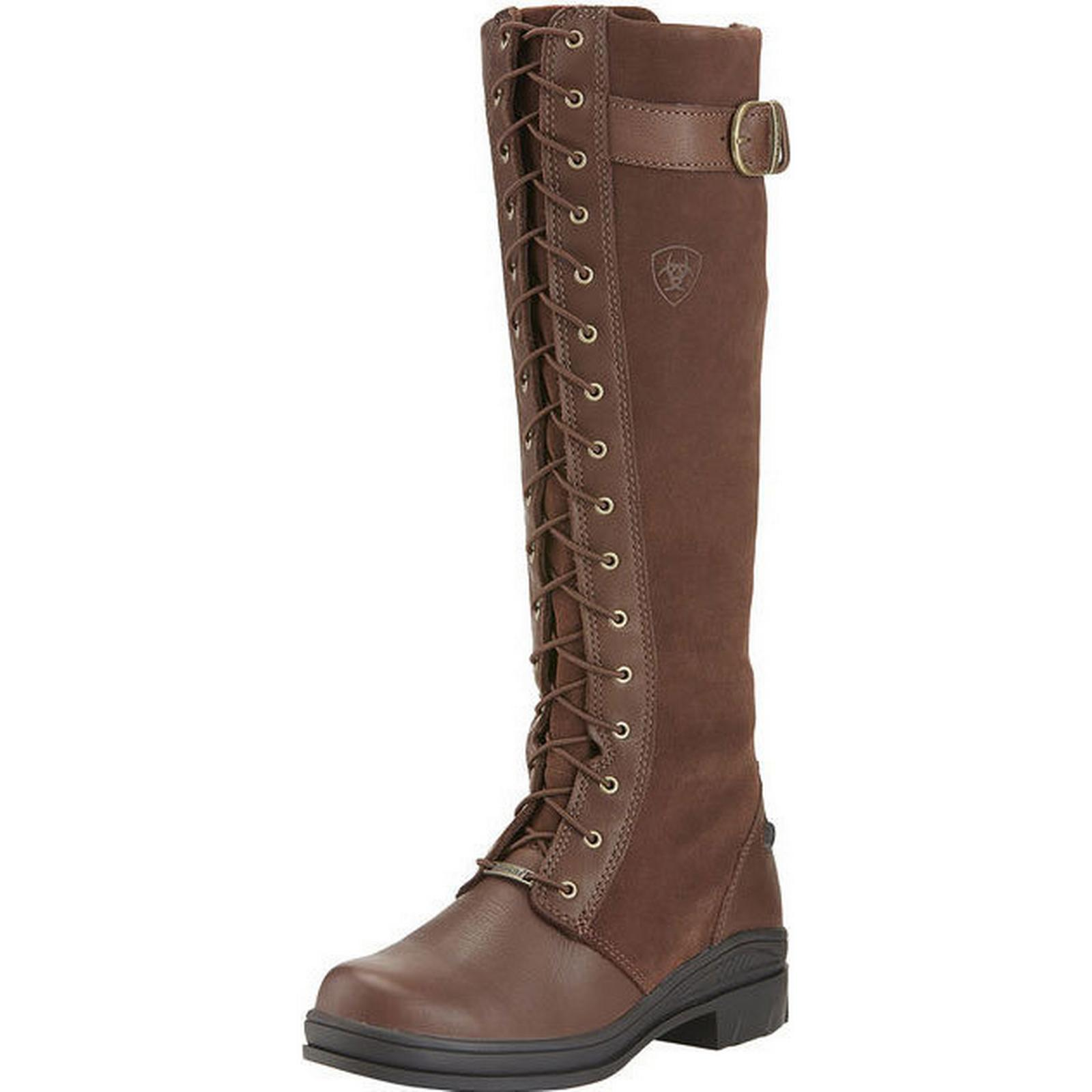 Ariat Womens Country 4 Boots Coniston Chocolate Brown 4 Country 5cbb26