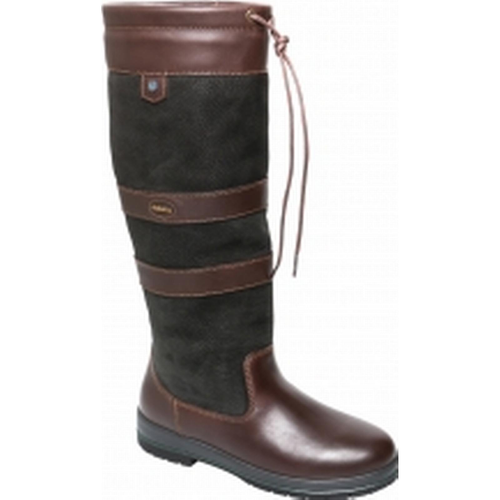 Dubarry Galway Galway Dubarry Boots, Black/Brown, EU39 (UK5.5) 8f1cc9
