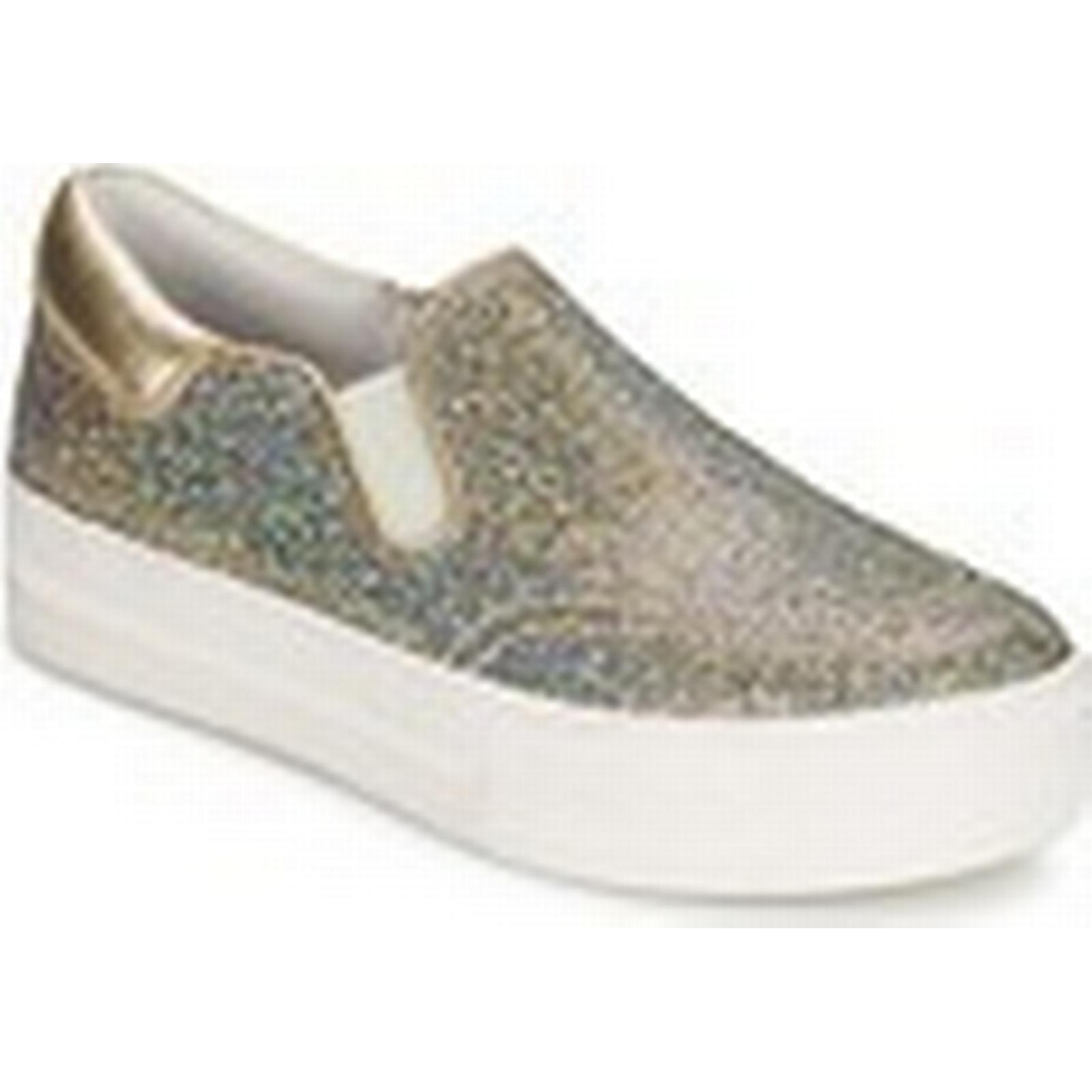 Ash Gold  JAM  women's Slip-ons (Shoes) in Gold Ash 3f3252
