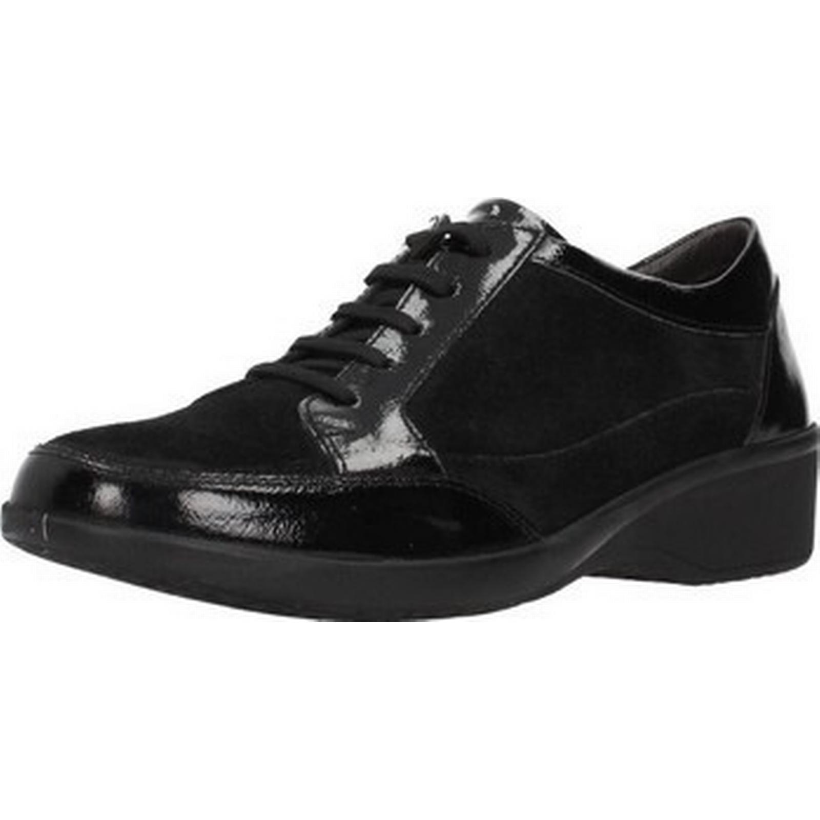 3d6878bc3 ... Spartoo.co.uk Stonefly PASEO II women s Casual Shoes in Black Black  Black 88db60