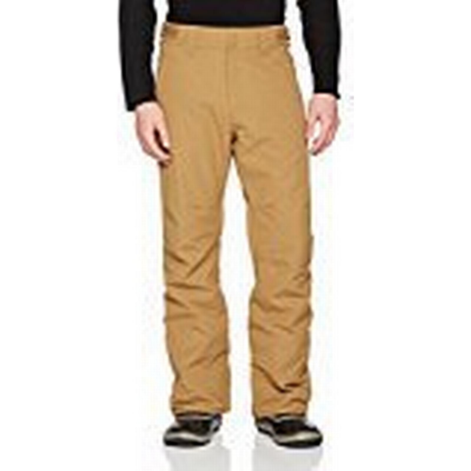 Billabong Lowdown, Lowdown, Men's Snow Trousers, Men's, Lowdown, Lowdown, Bronze, M 5db865