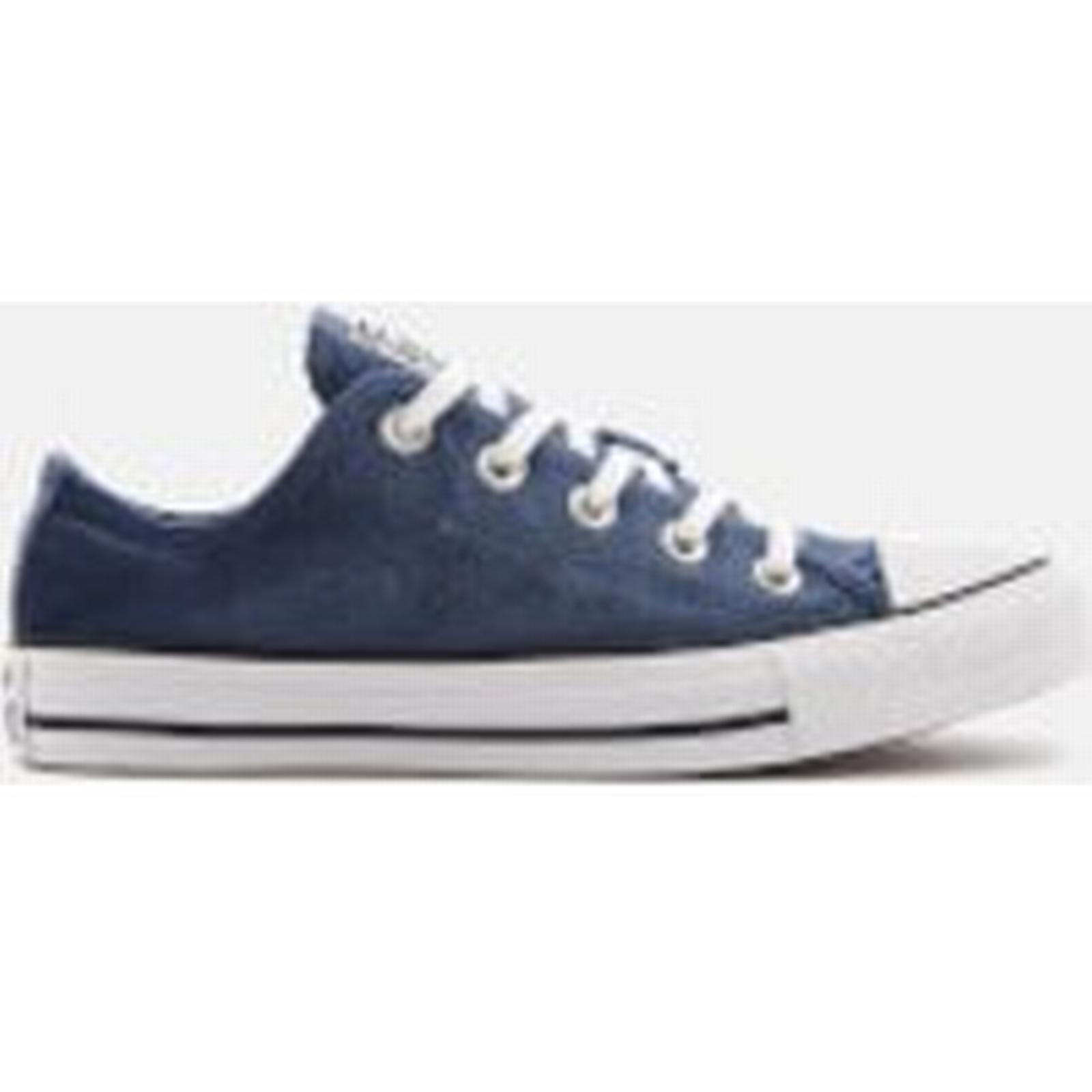 Converse Women's Ox Chuck Taylor All Star Ox Women's Trainers - Midnight Navy/White/White de4174