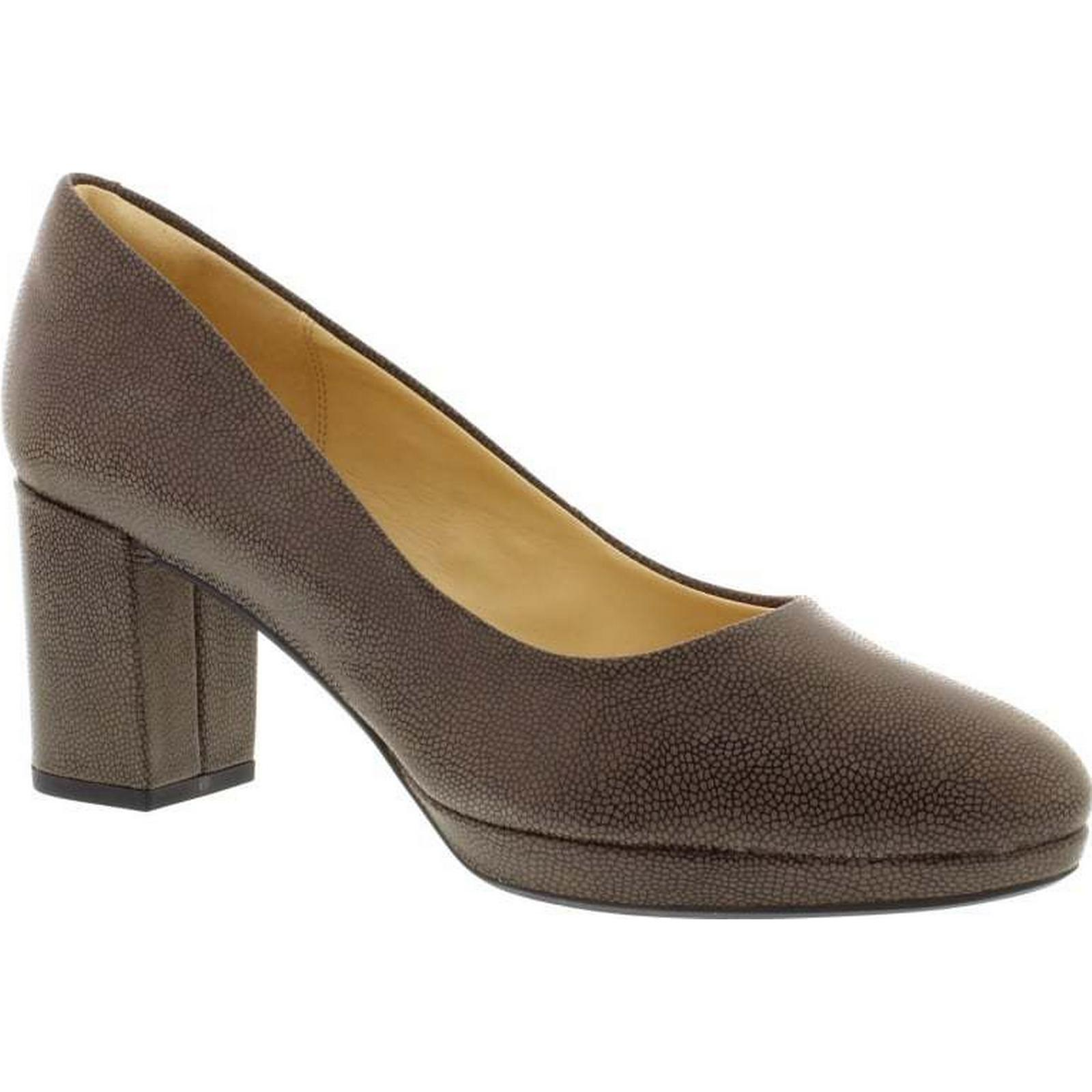 Clarks Kelda Hope - Taupe Leather Size: Size: Leather 4 UK 5587b4