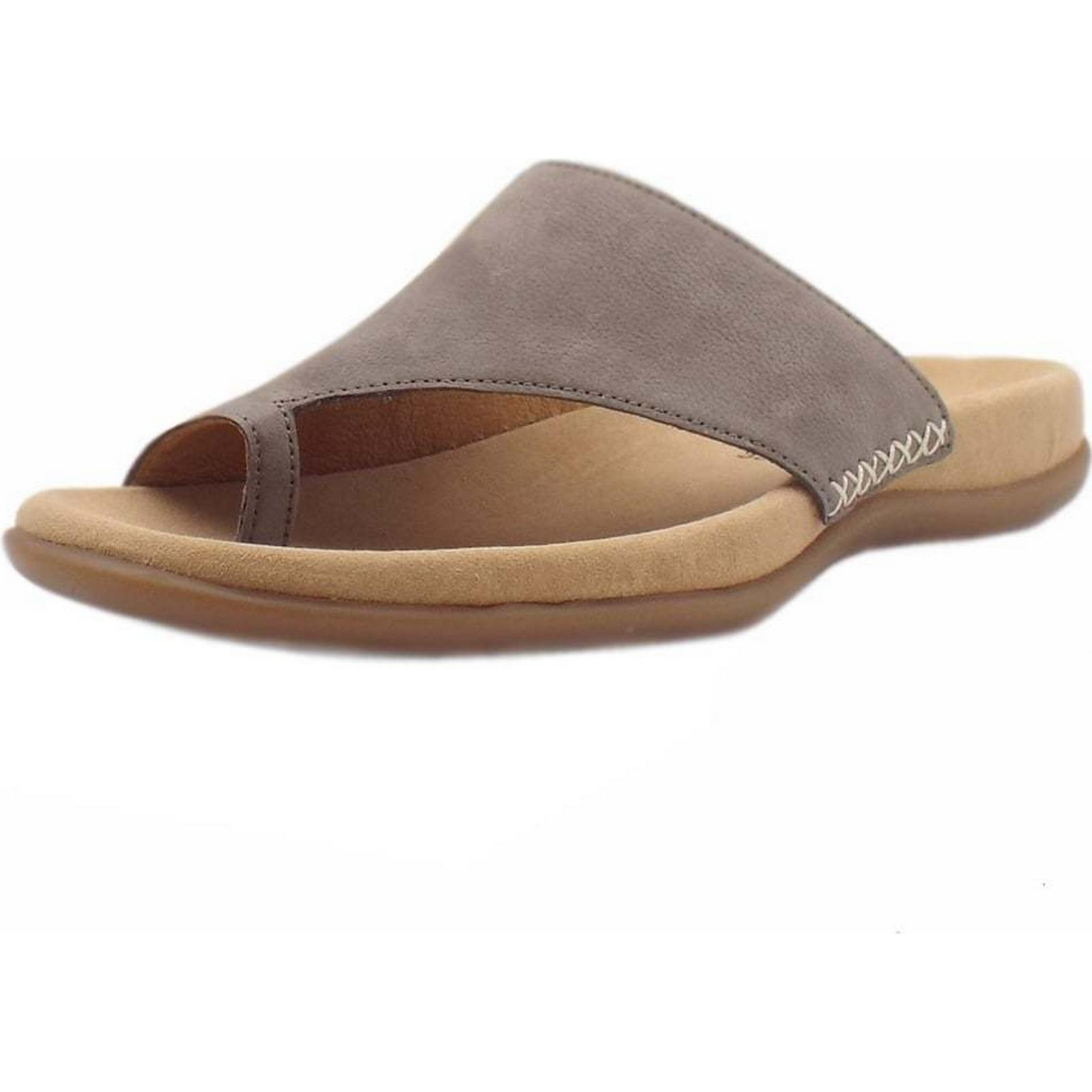 Gabor LANZAROTE CLASSIC CLASSIC CLASSIC GABOR LADIES SANDALS Colour: FUMO, Size: 40 bfd870