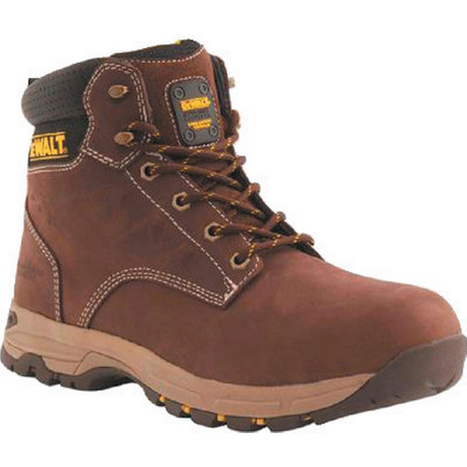 Dewalt Carbon Flexi Brown Size Hiker Safety Boots - Size Brown 8 2987f0