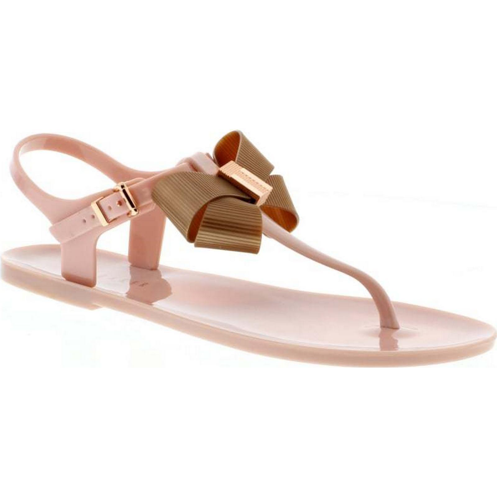 Ted Baker Camaril - TPU Mink Pink TPU - Size: 7 UK d6635b