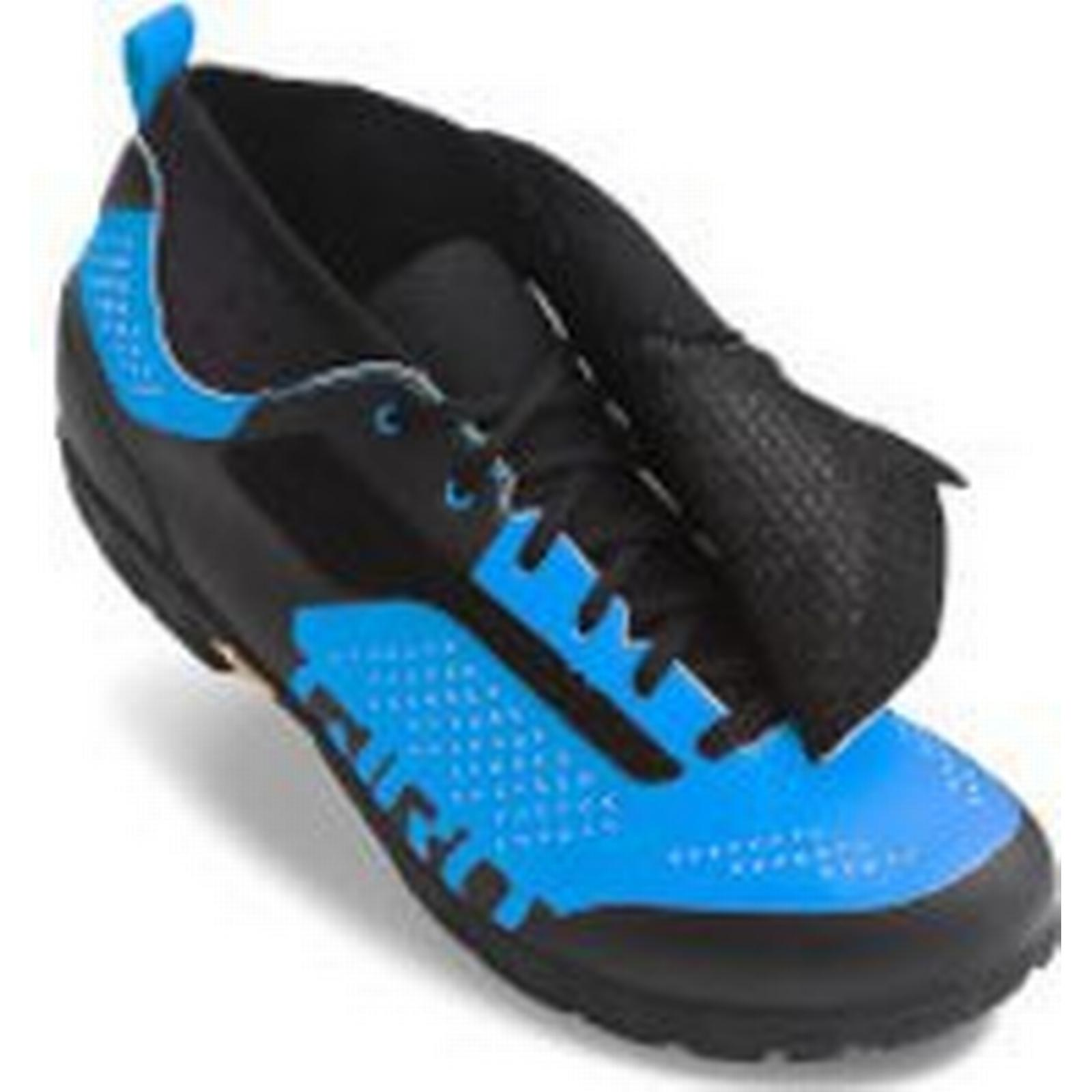 Giro Terraduro Mid MTB Cycling - Shoes - Blue Jewel - Cycling EU 42/UK 8 - Blue 3a4650