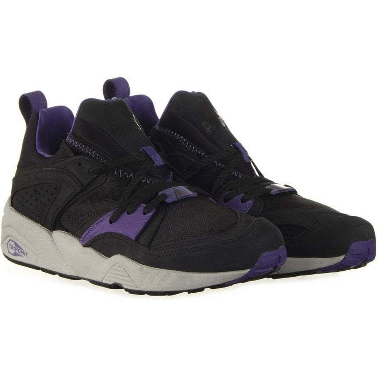 Puma Blaze of Glory Shoes - UK Black (Crackle Pack) Size: UK - 8, Colour: B 039ed9