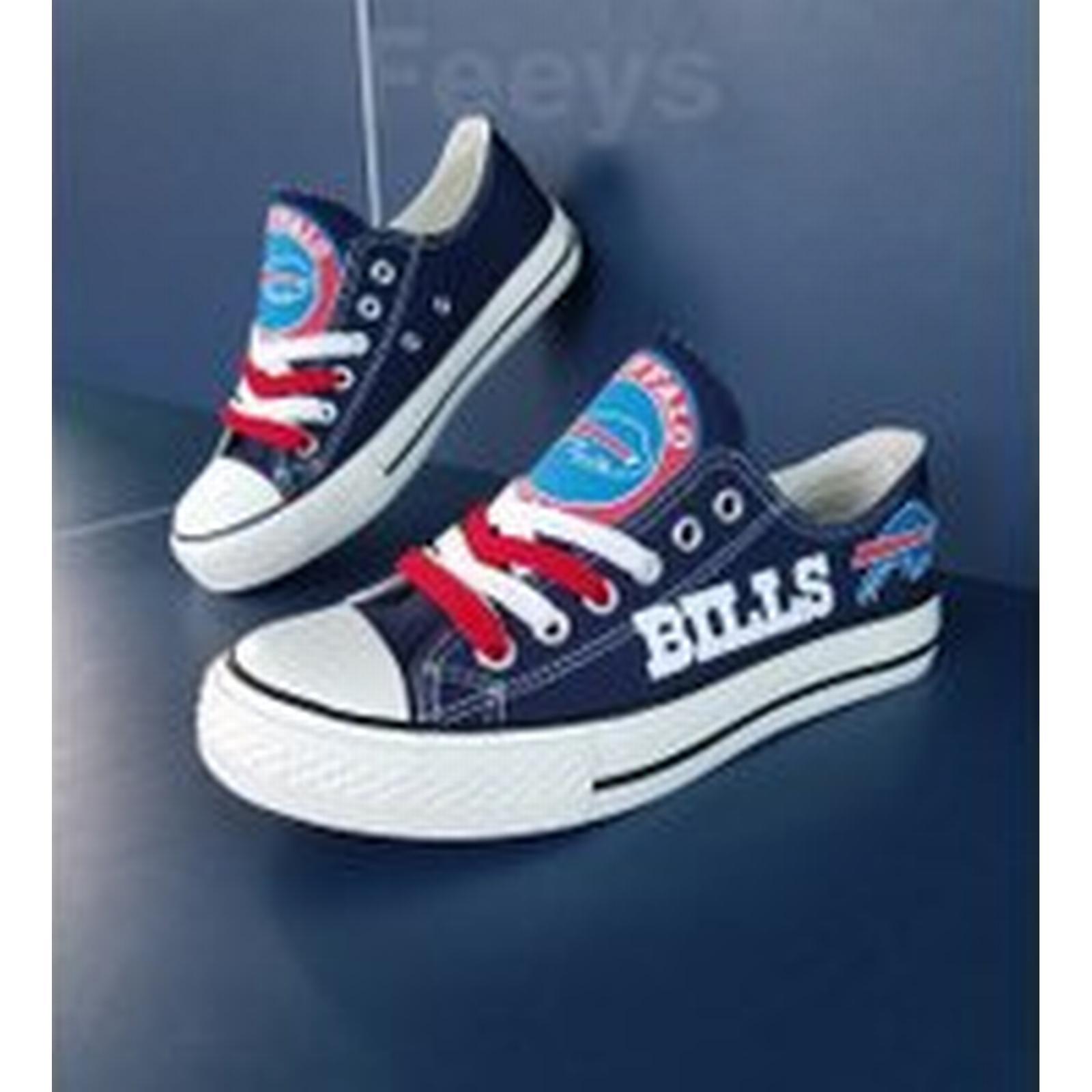 Bonanza (Global) Buffalo Buffalo Buffalo Bills shoes Bills sneakers Fashion Christmas gift birthday gift for her be9cda