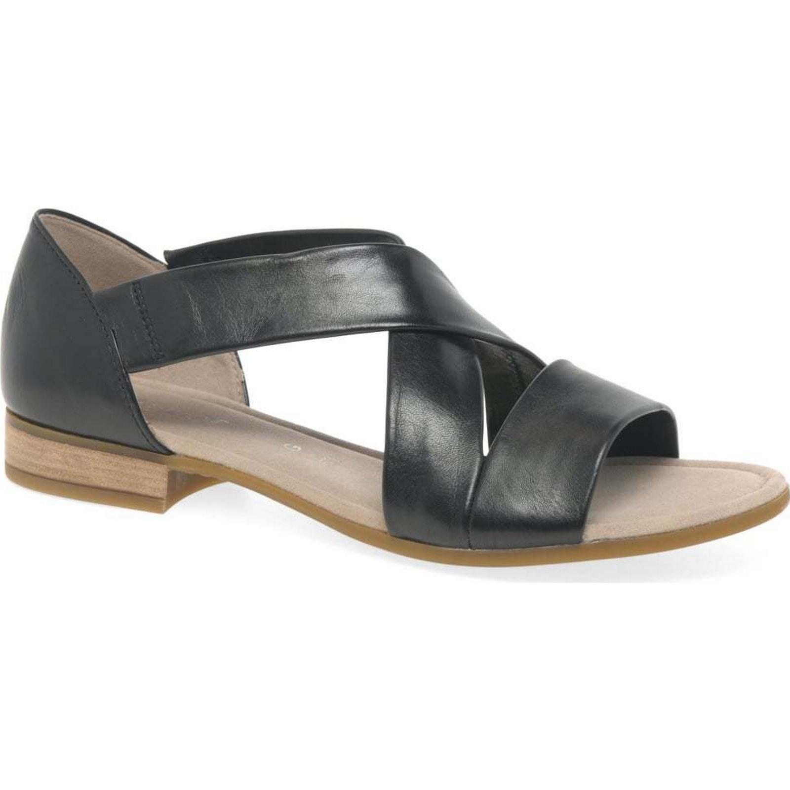 Gabor Sweetly Colour: Womens Casual Sandals Colour: Sweetly Black, Size: 5.5 6adf32