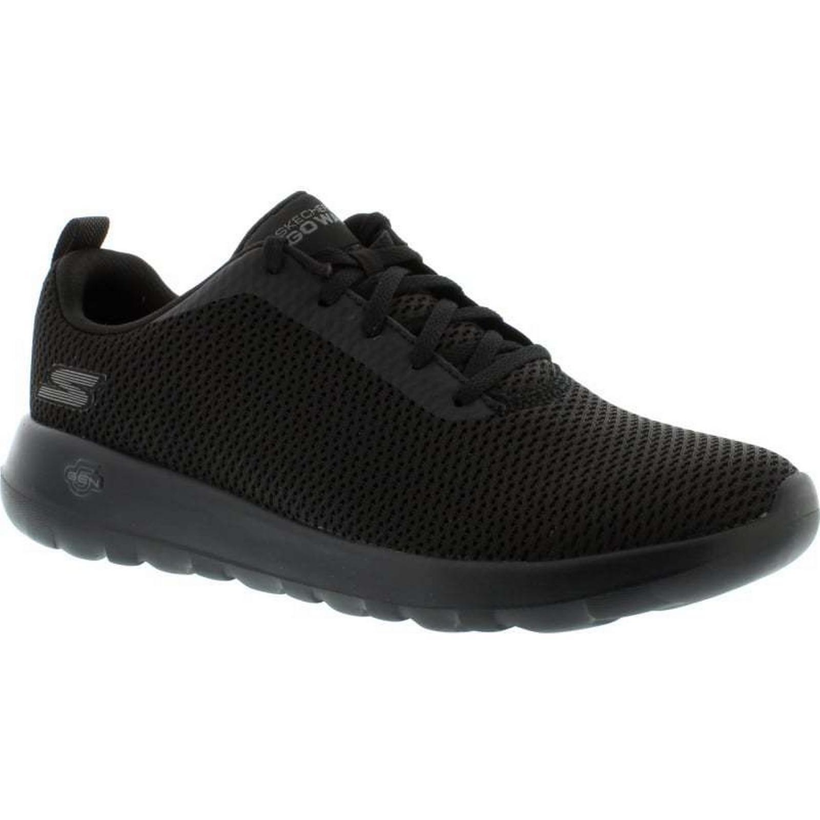 Skechers 54601 Go Walk Size: Max Effort - Black/Black Size: Walk 43 EU 8c1e56