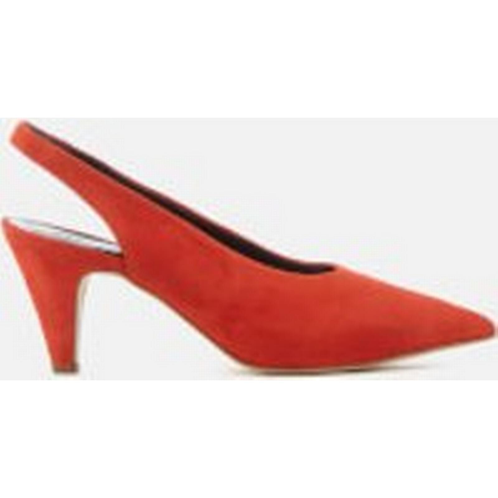 rebecca minkoff femmes femmes femmes & # ; s simona... chaussures en daim rouge cour 6f6120