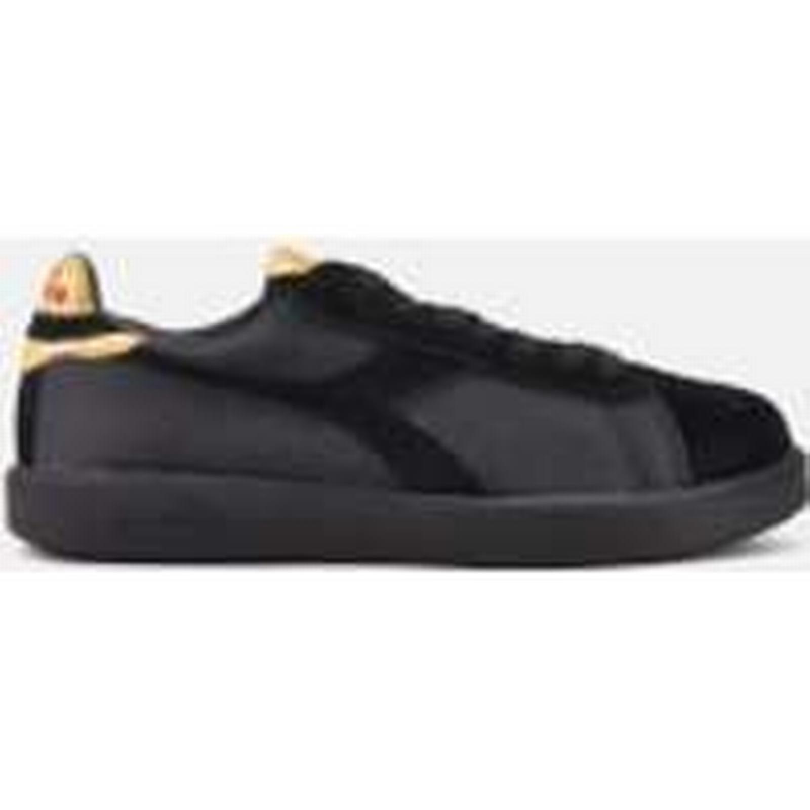 Diadora Women's Game - Wide Trainers - Black - Game UK 7 - Black 79b445
