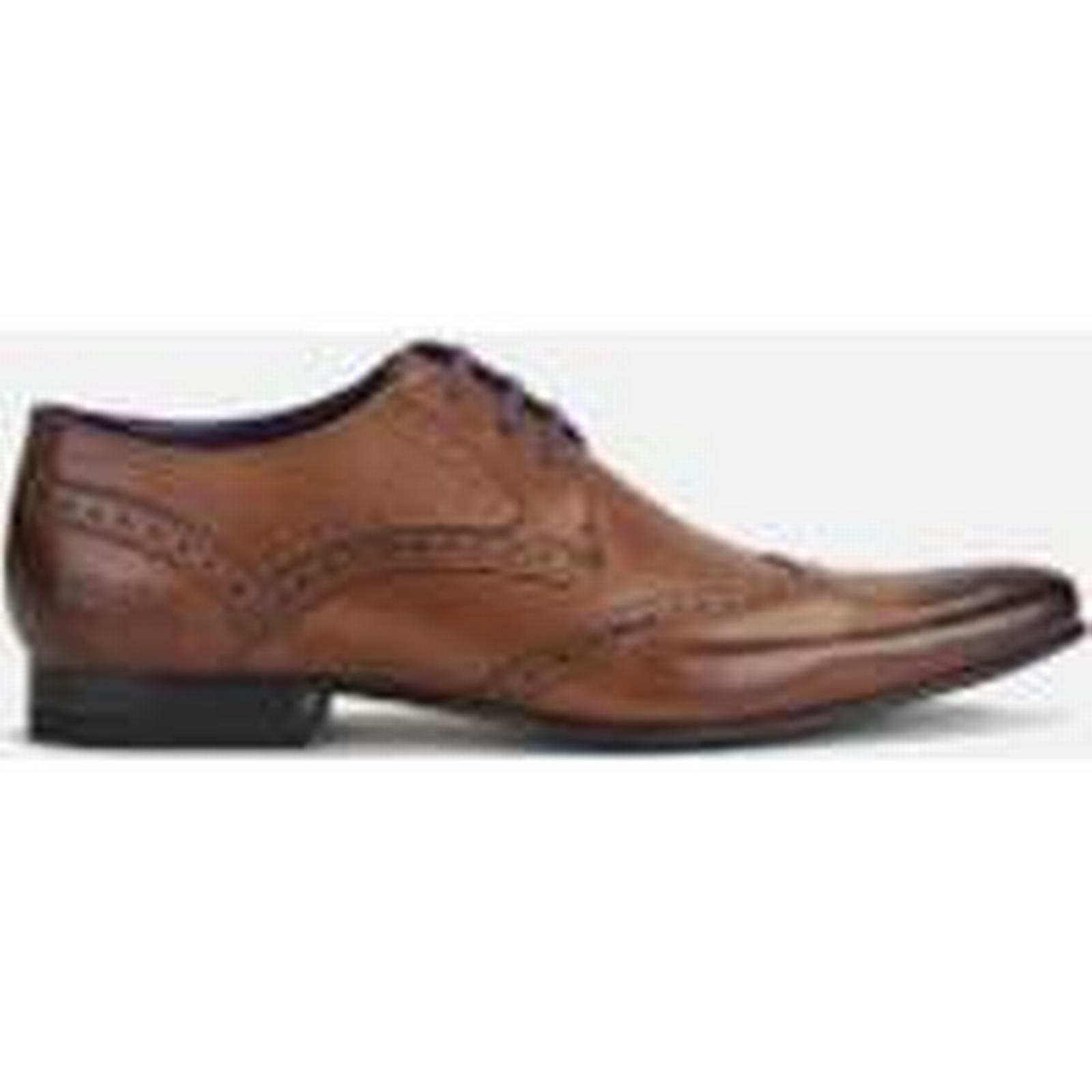 Ted Baker Men's Hann 2 Leather Brogues - - Tan - UK 8 - - Tan d666b7