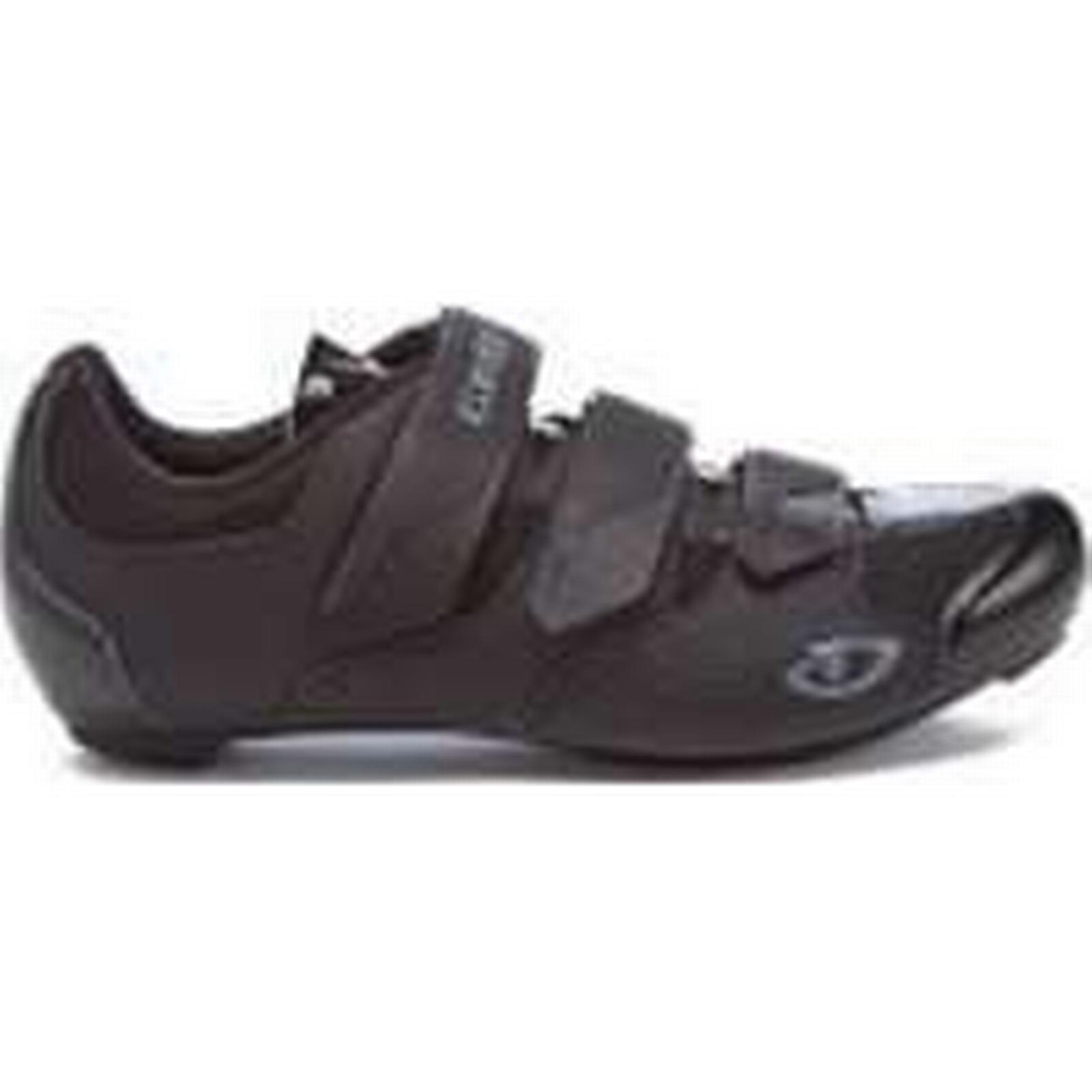 Giro Techne Black Road Cycling Shoes - Black Techne - EU 40/UK 6 - Black a642f6