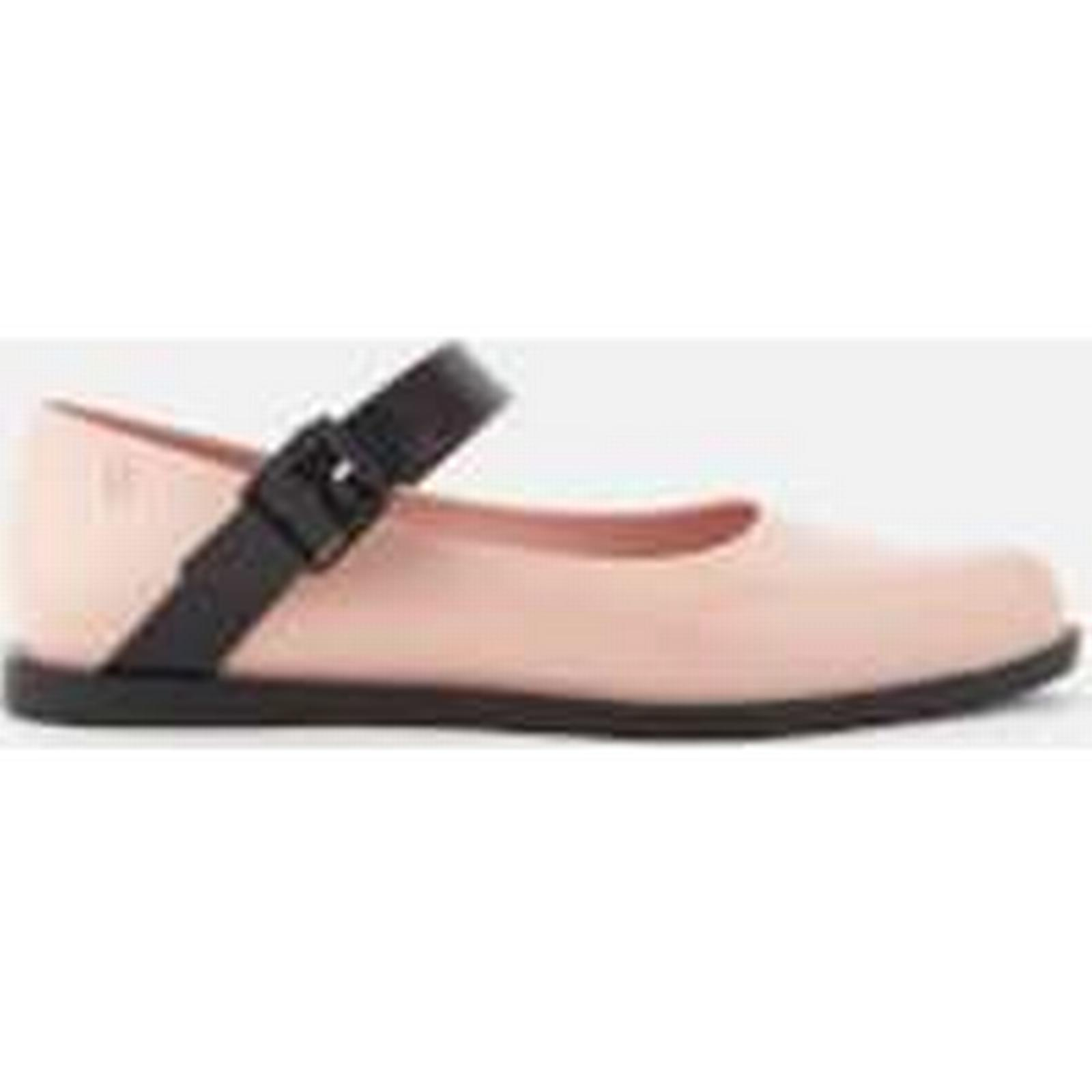 Melissa Women's - Mary Jane Flat Shoes - Women's Blush Contrast - UK 6 - Pink 0d63e4