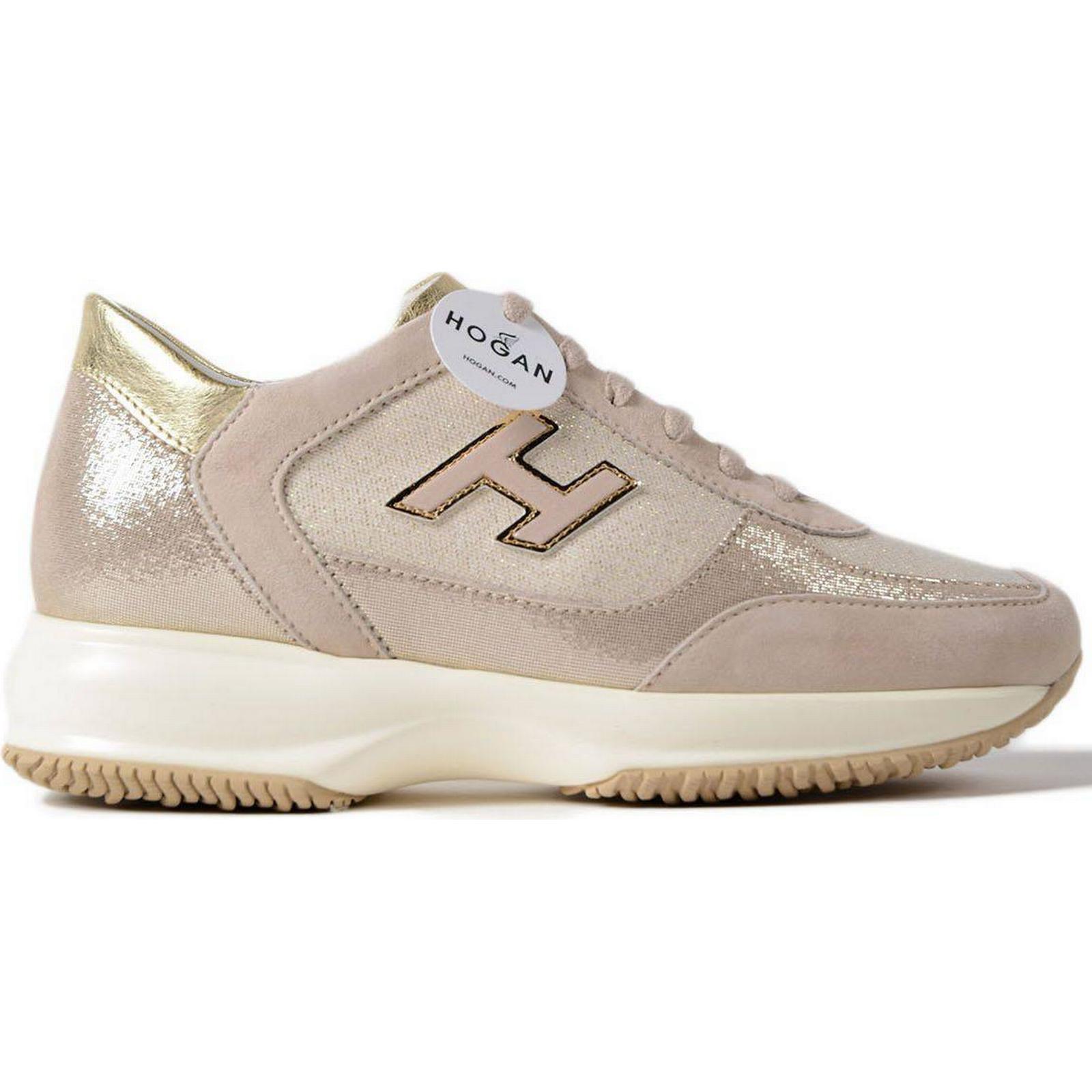Gentleman/Lady - - Hogan Interactive Flock Sneakers - -  Features 775b83