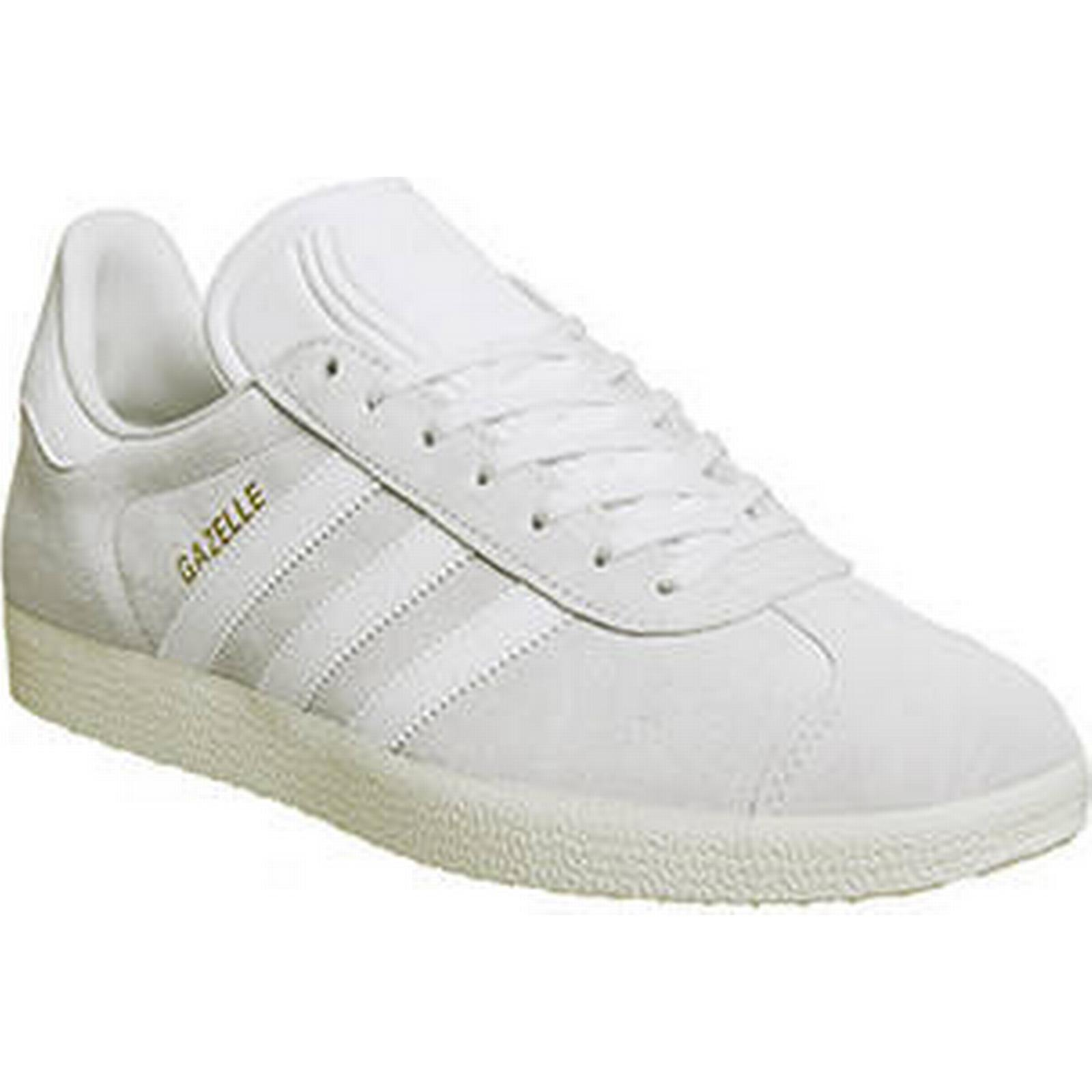 Gentleman/Lady:Adidas processing Gazelle CRYSTAL WHITE: superb processing Gentleman/Lady:Adidas 5f20bd