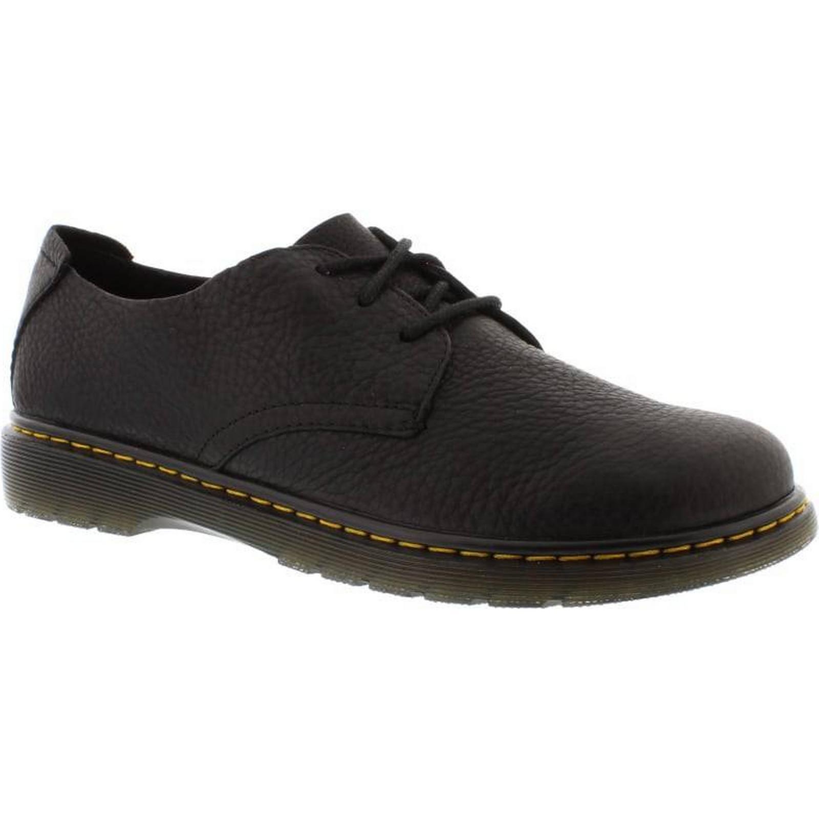Dr Martens Elsfield - Black UK Grizzly Size: 10 UK Black 397883