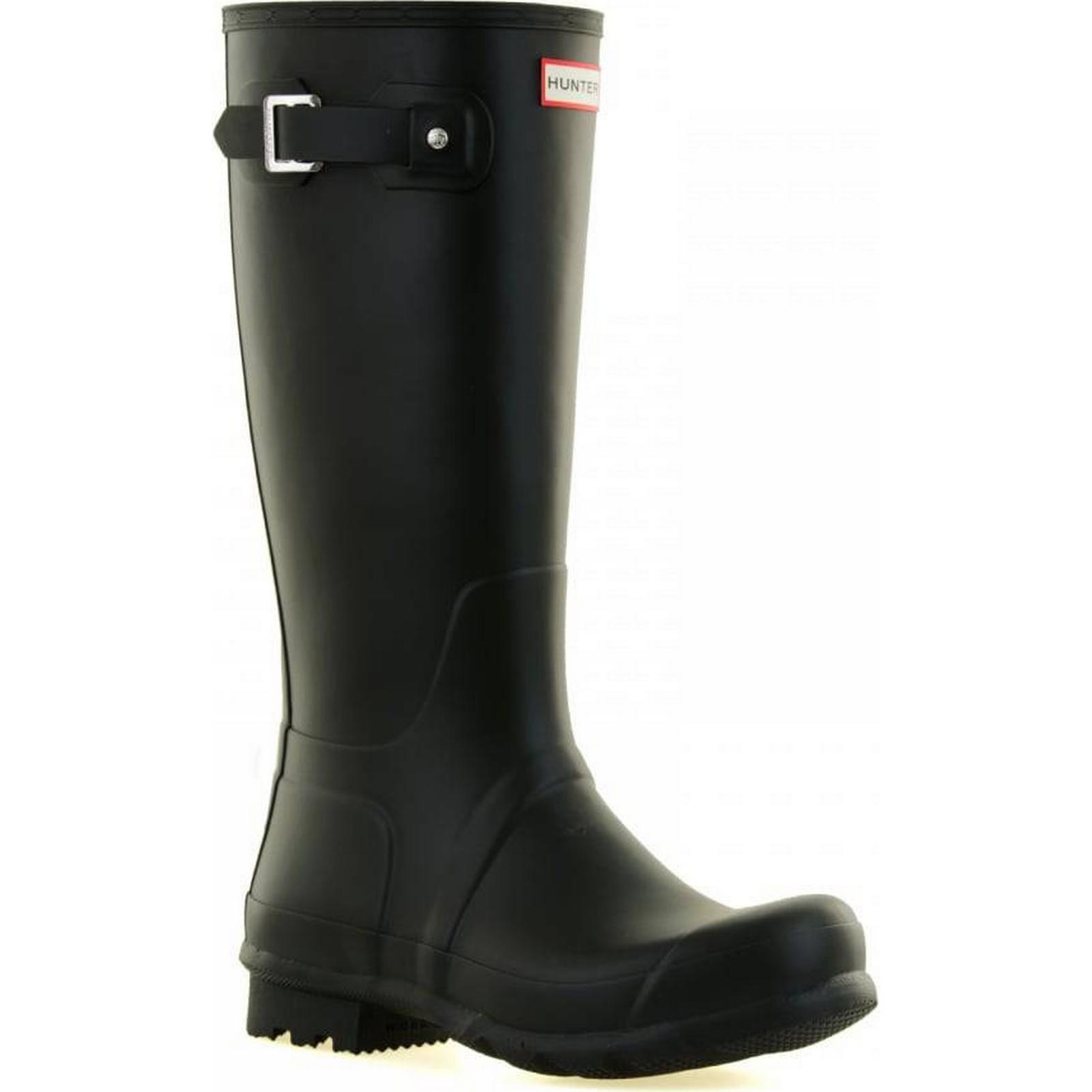 Hunter Mens Original Tall Wellington Boots BL (Black) Size: 8, Colour: BL Boots d77d70