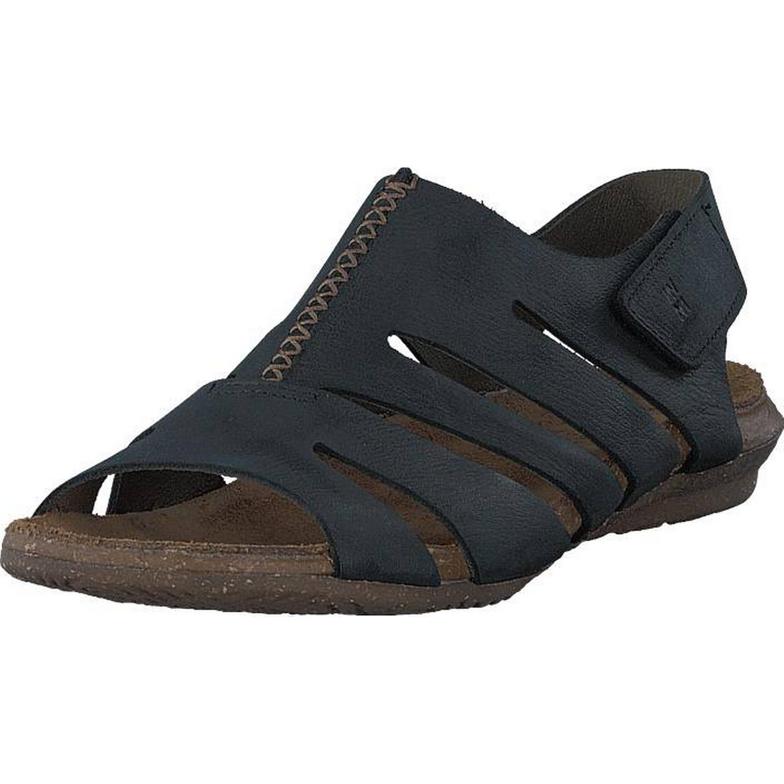 El Naturalista Wakataua Black, Shoes, Sandals & Strappy Slippers, Strappy & Sandals, Black, Female, 36 5822ba