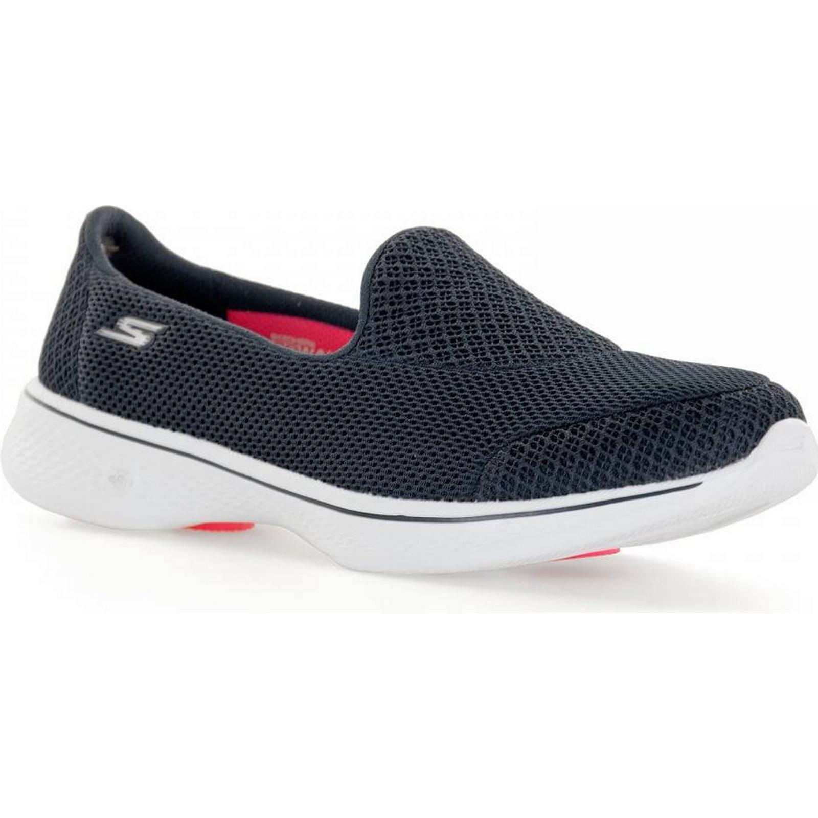 Skechers Womens Go 6, Walk 4 Trainers (Navy) Size: 6, Go Colour: NAVY 1228ac