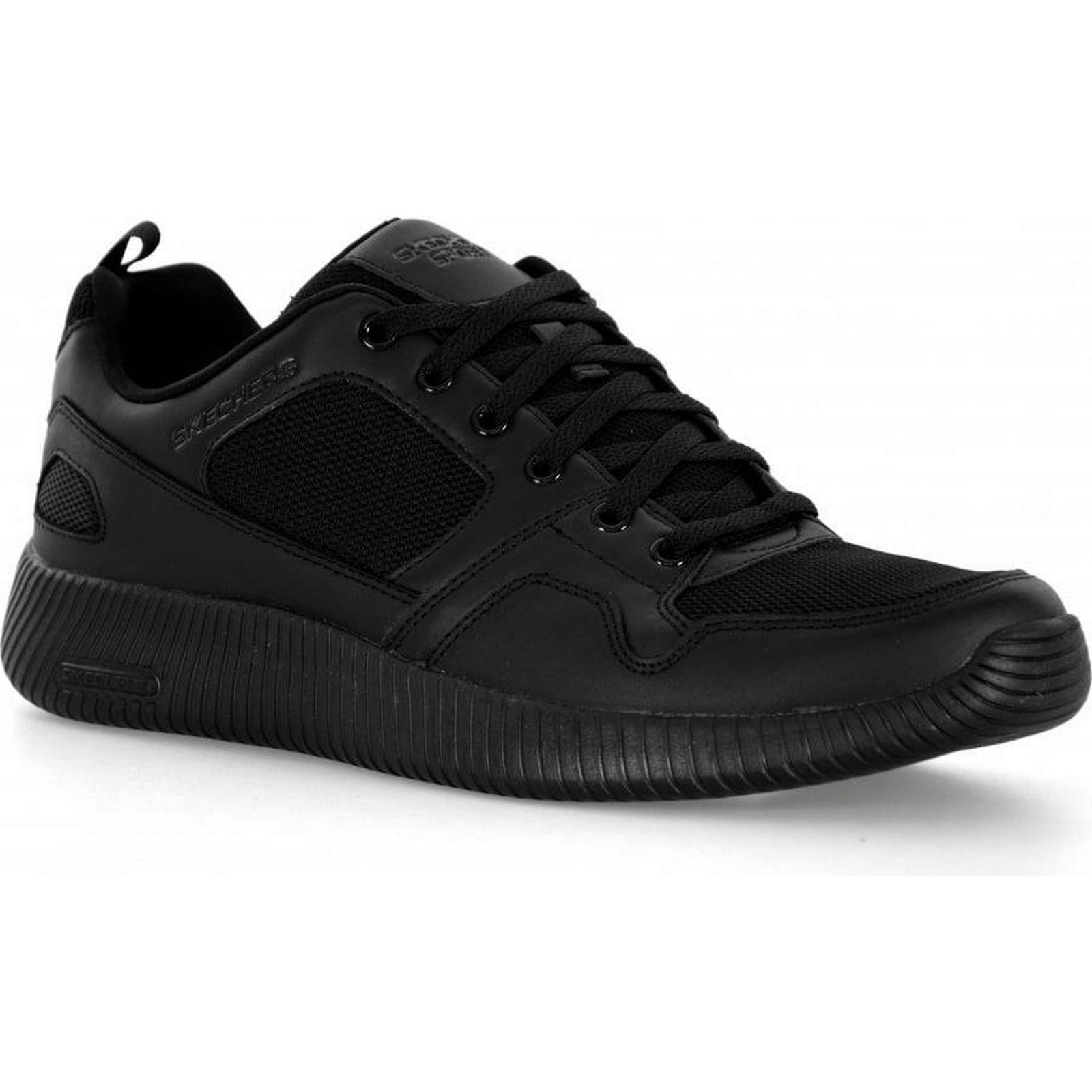 Skechers Mens Depth Charge Yanda 317 Colour Trainers (Black) Size: 10, Colour 317 9db2a9