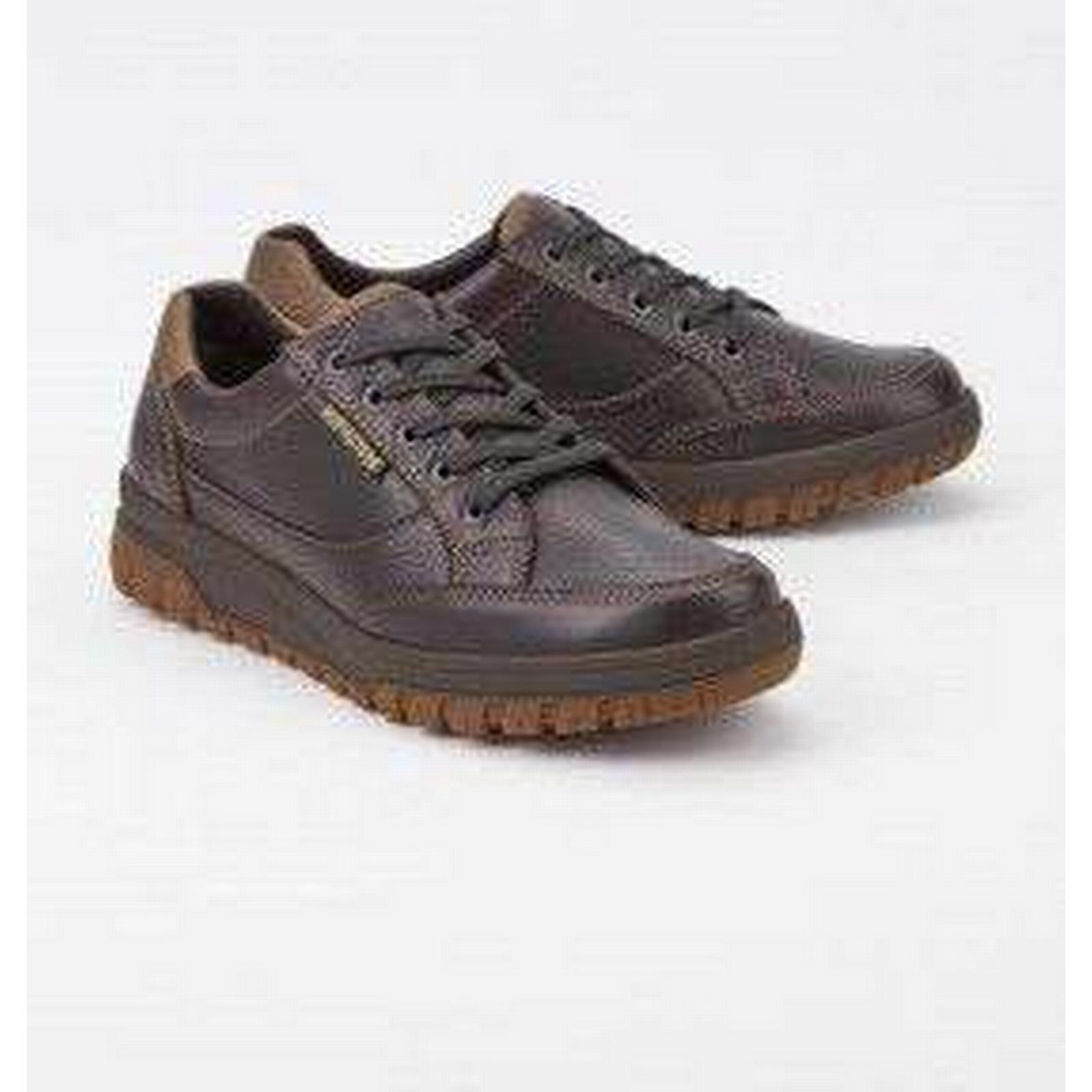 Mephisto 'PACO' Brown Leather STOCK - 8.5 OUT OF STOCK Leather a5fa92