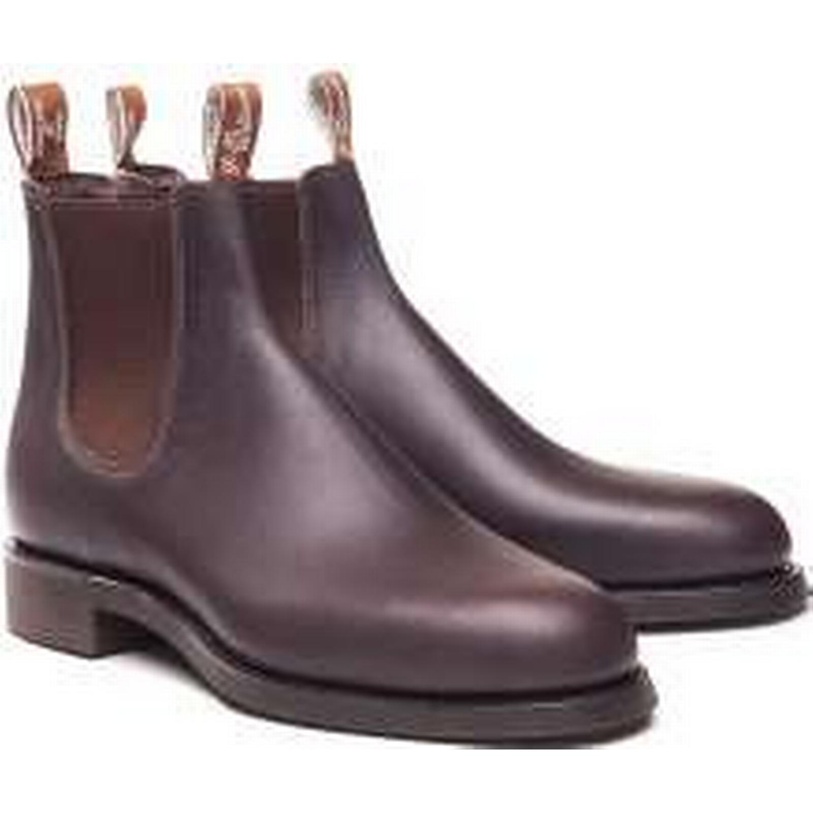 R.M. Williams Wide Gardener Boots, Brown Wide Williams H Fit, UK8 163c72