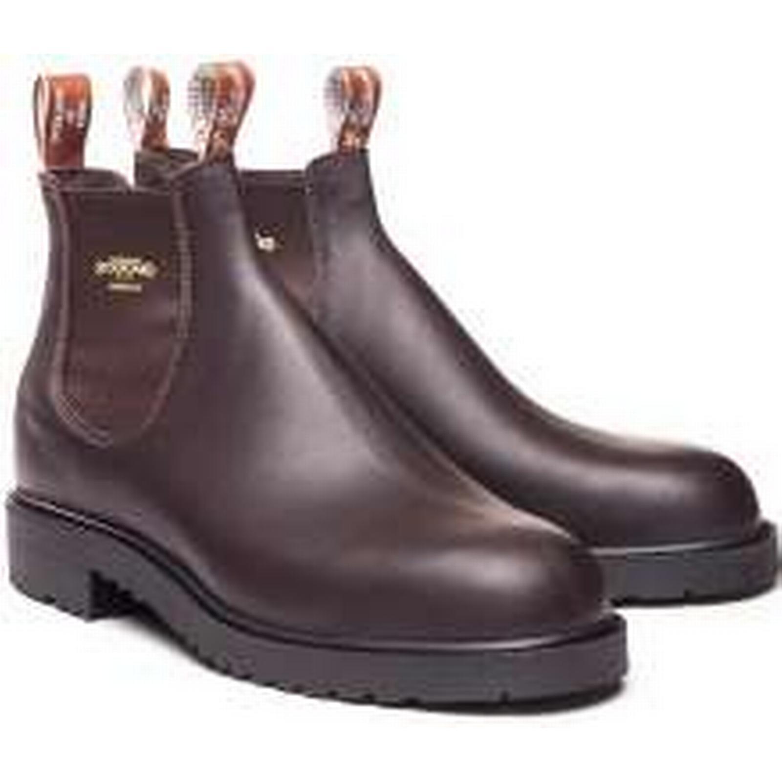 R.M. UK Williams Stockyard Boots, Brown, UK R.M. 11.5 32cfbe