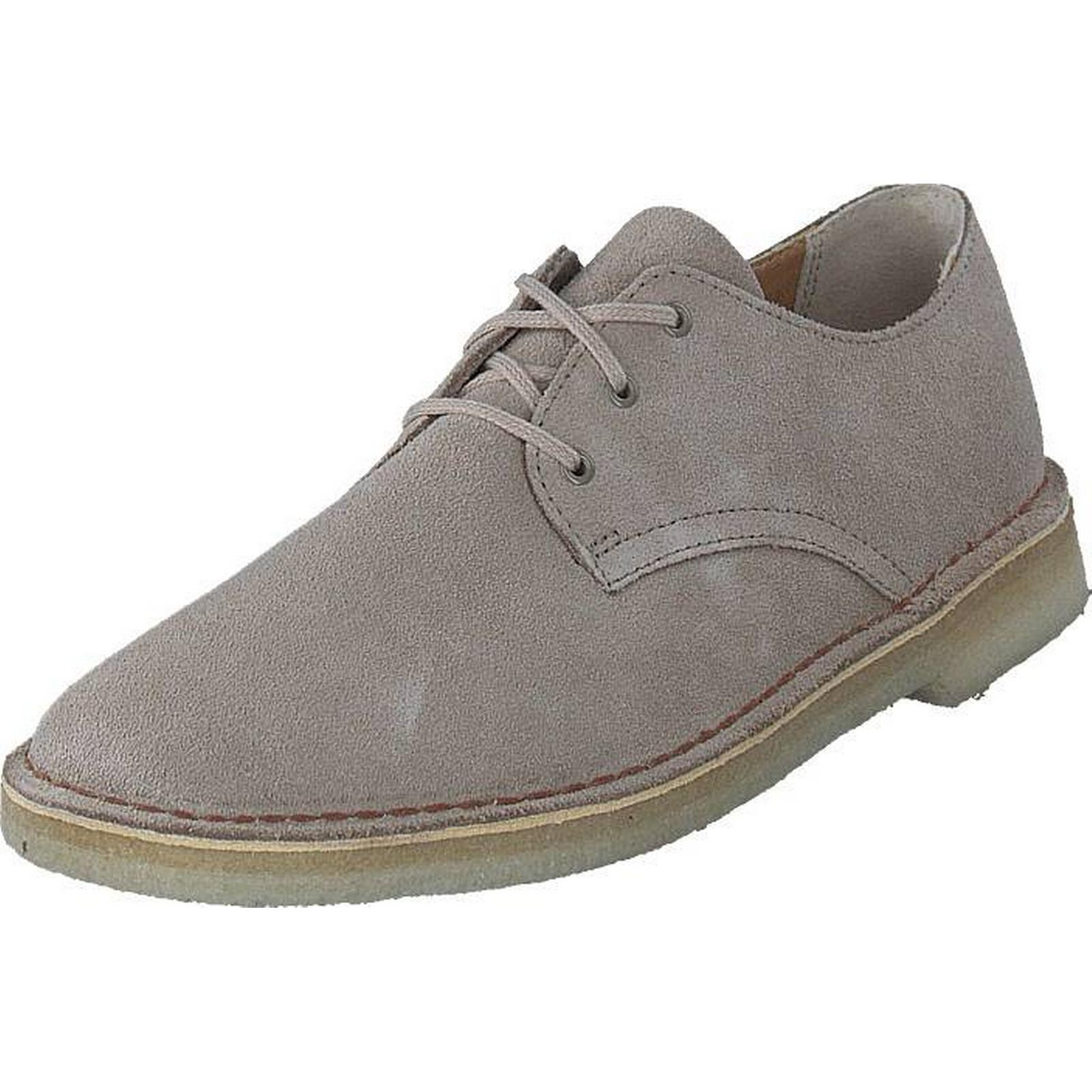 Clarks Desert Crosby Sand Suede, Shoes, Flats, Dress Shoes, Brown, 45 Male, 45 Brown, 814a50