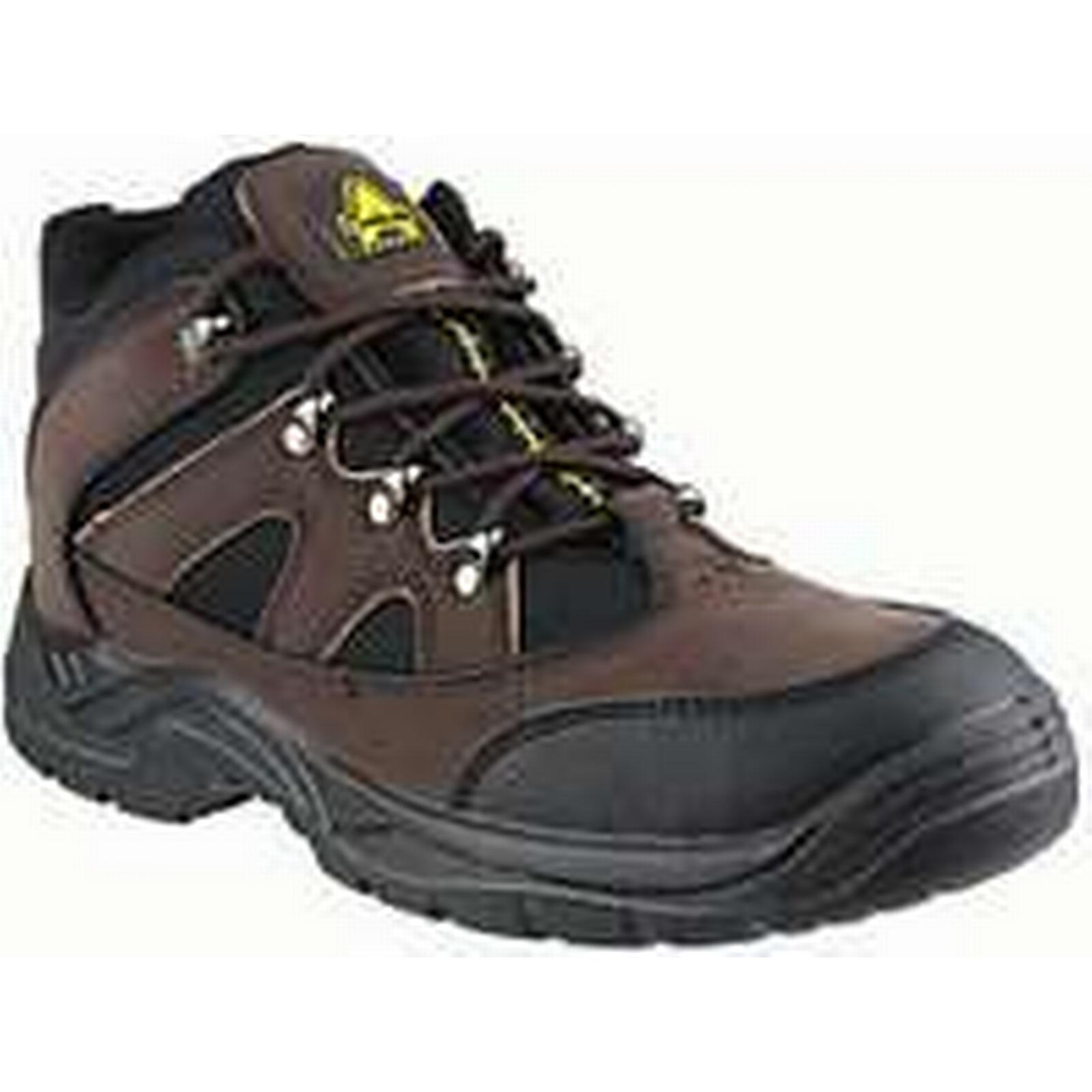 Amblers Safety - FS152 Hiker Safety Boot - Safety Brown Size 8 3d684a