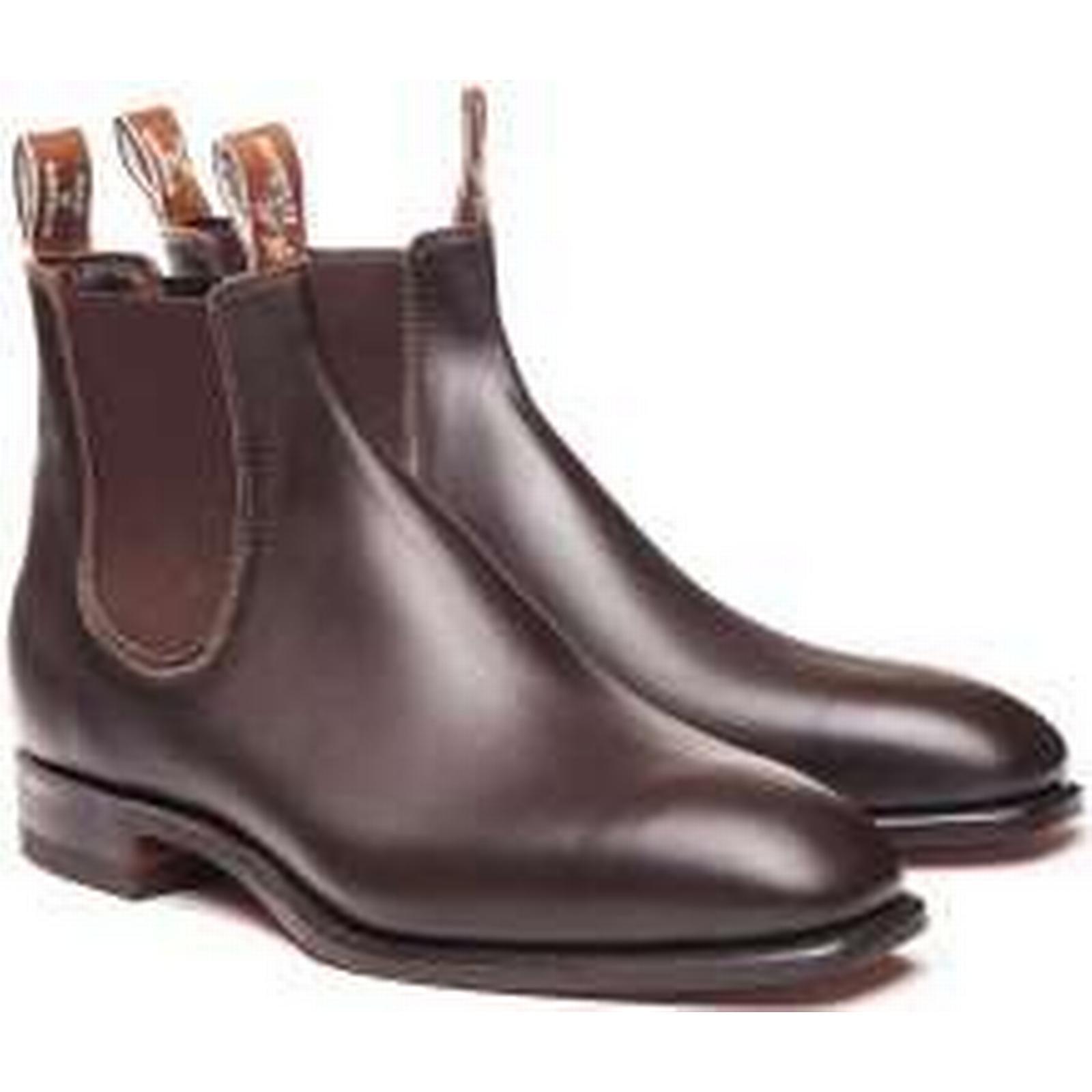 R.M. Regular Williams Craftsman Boots, Chestnut Regular R.M. G Fit, UK8 c21bf4
