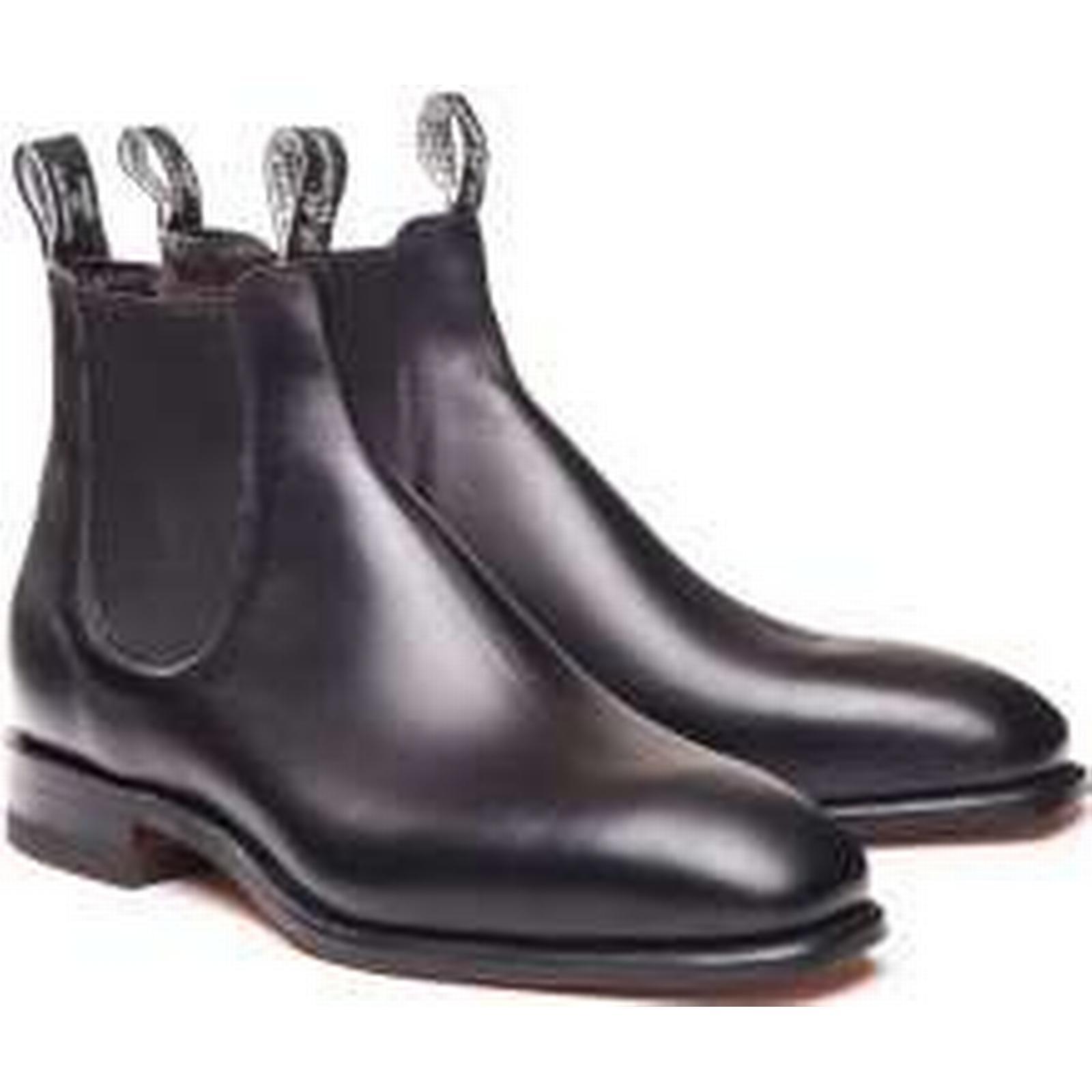 R.M. Williams Comfort Craftsman Fit, Boots, Black Wide H Fit, Craftsman UK9 d22d10