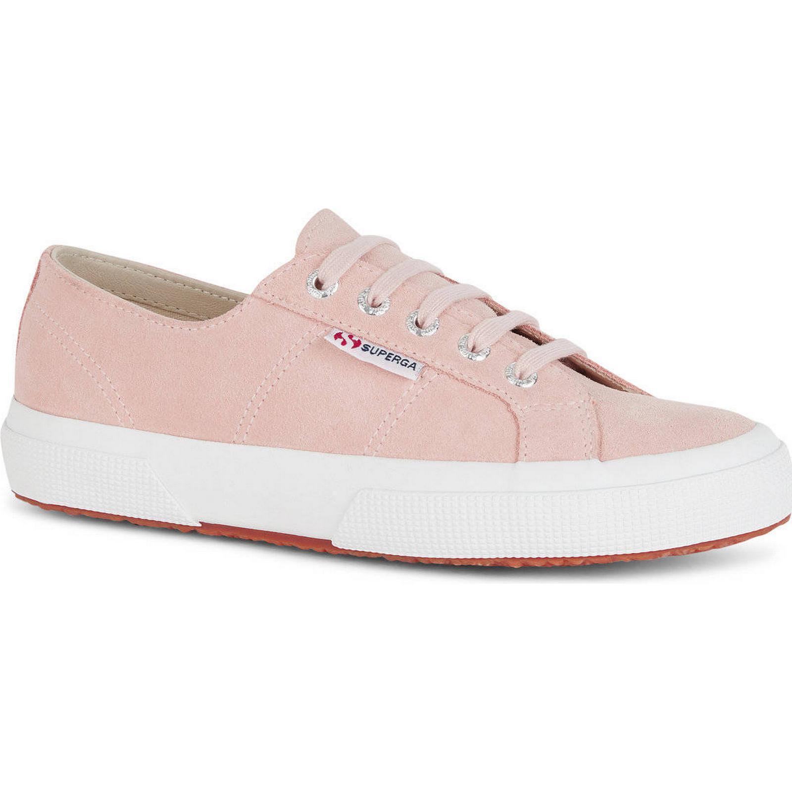 Superga 2750 SUEDE 38) 5 (EU 38) SUEDE Pink Skin 6a0299