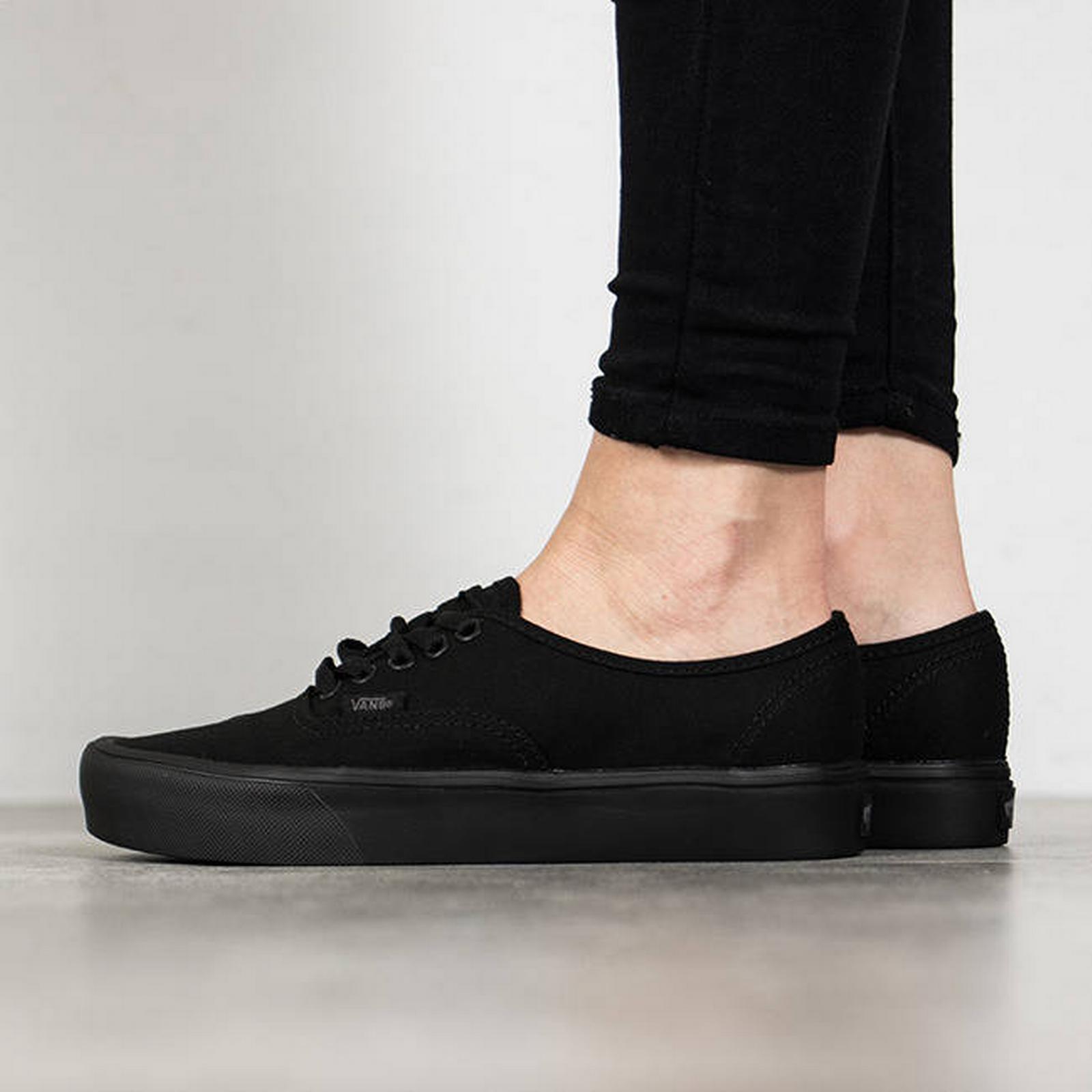 Vans Lite Women's Shoes sneakers Authentic Lite Vans VA2Z5J186 BLACK Size 36,5 b8db82