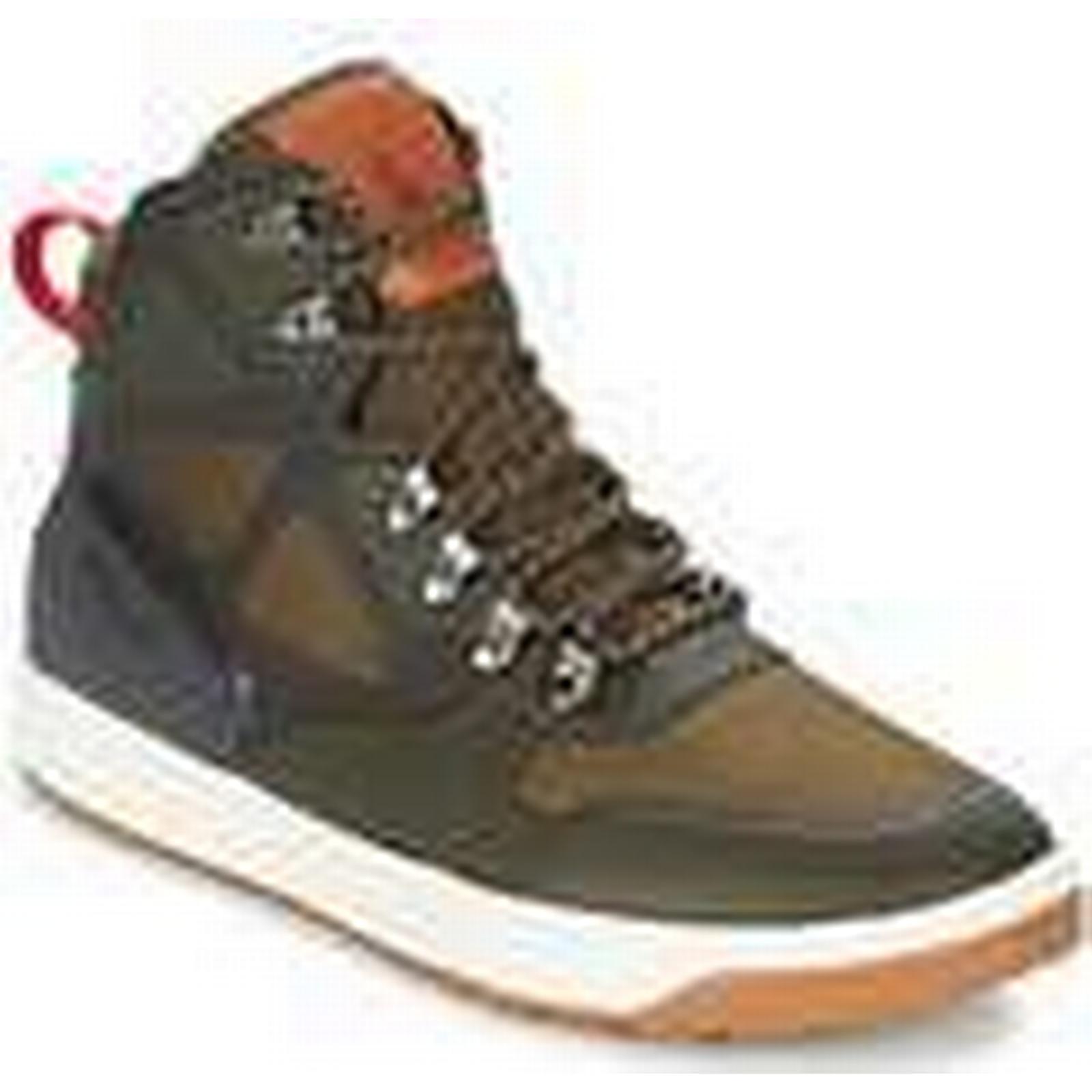 Polo Ralph Lauren Shoes  ALPINE200  men's Shoes Lauren (High-top Trainers) in Green 09e51f