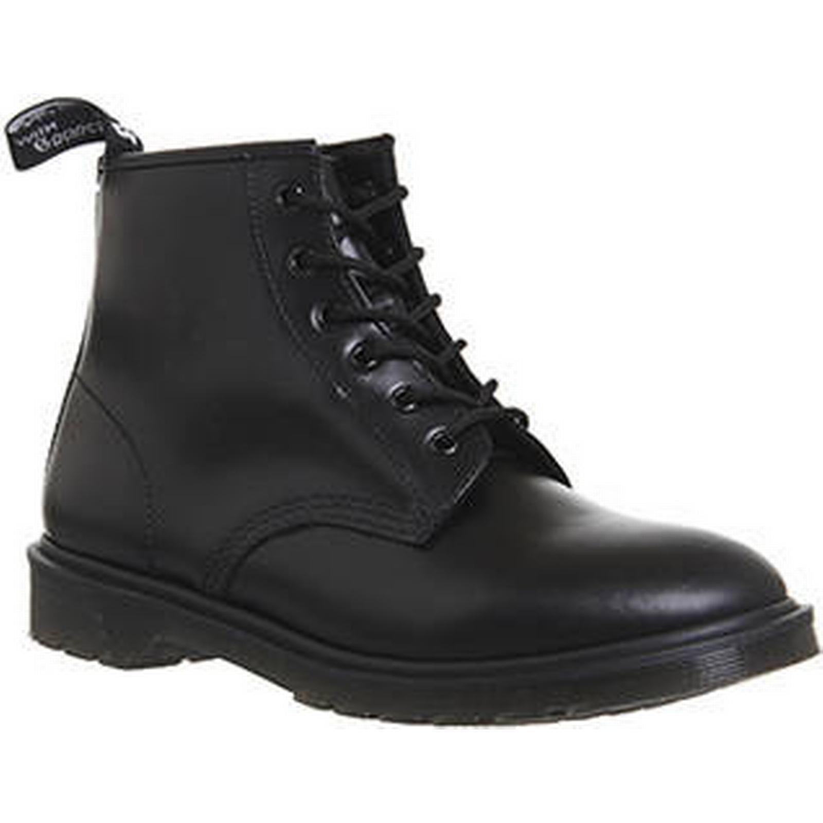 Dr. Martens 101 Boot BRANDO BLACK BRANDO Boot LEATHER 09bd70