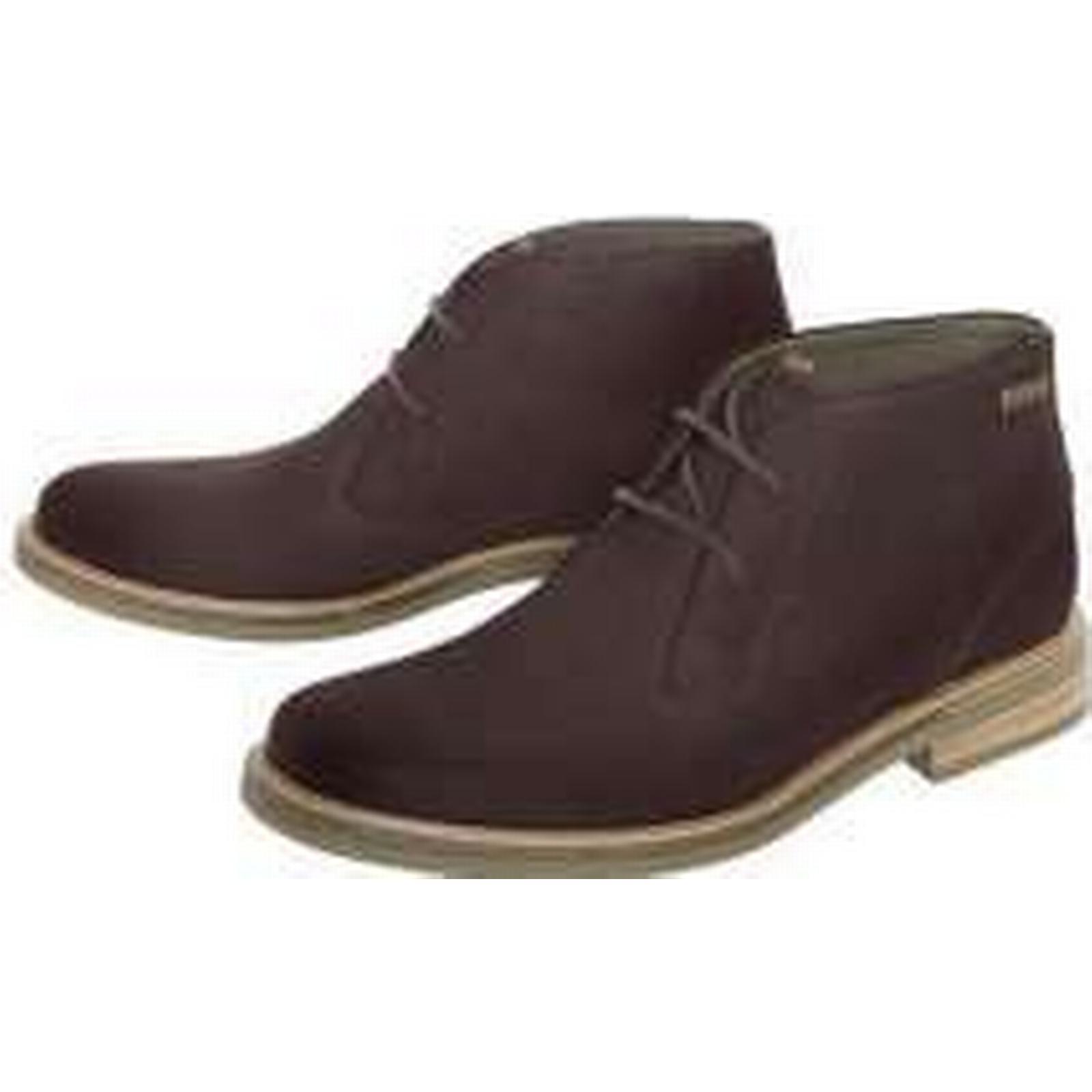 Barbour Brown, Mens Readhead Boots, Dark Brown, Barbour 11 f4b050