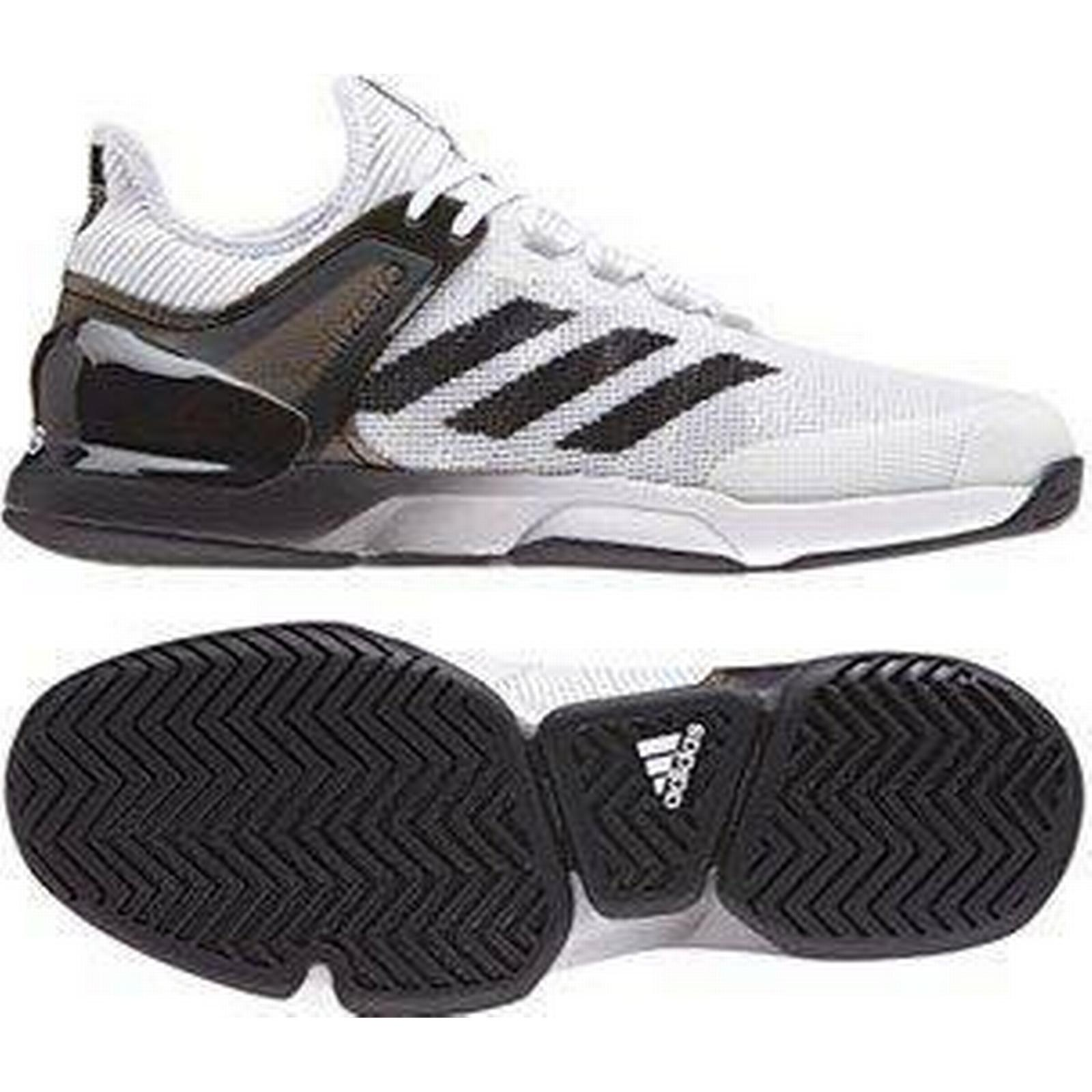 Adidas Adizero UK ubersonic 2.0 Black/White - UK Adizero 8.0 b98920