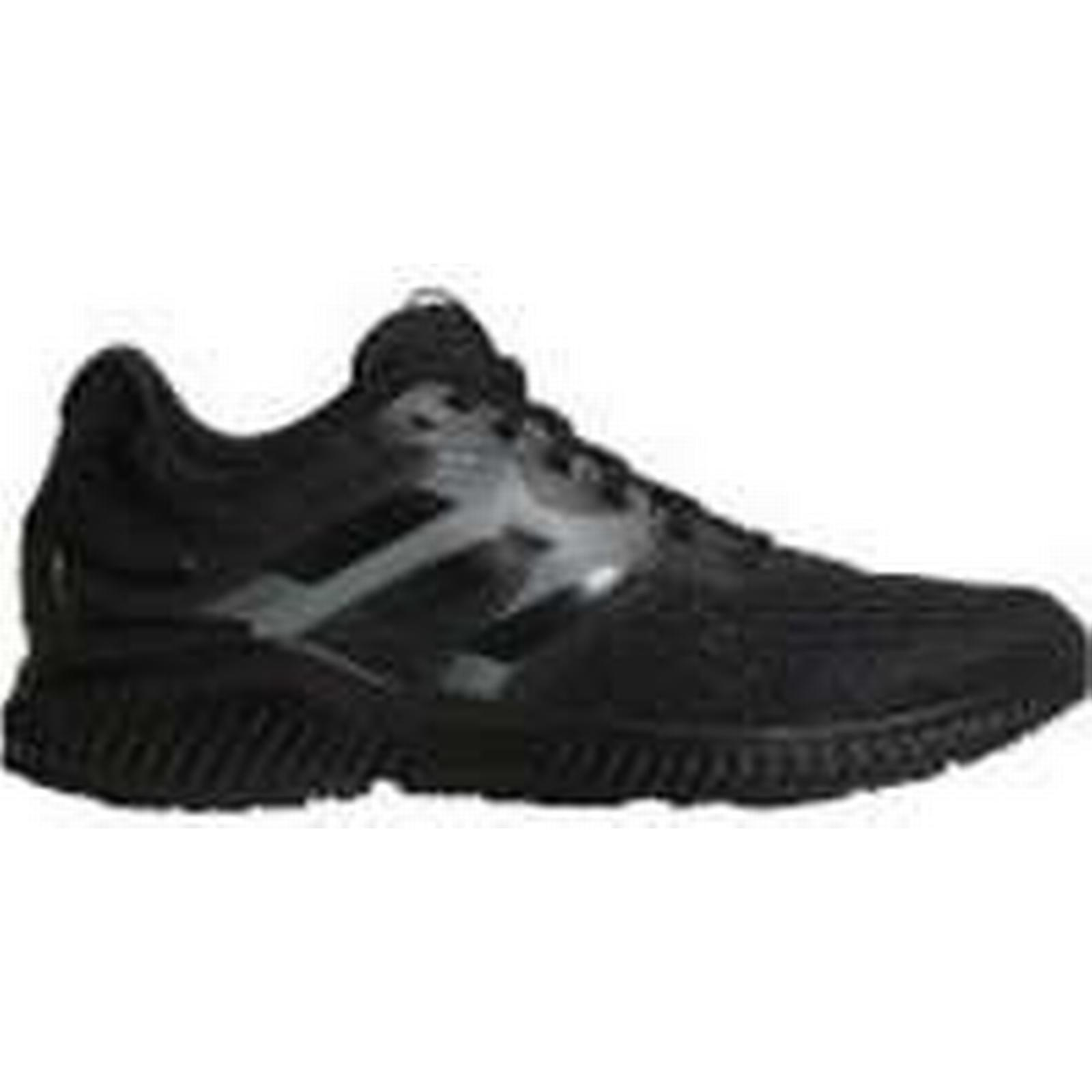 Adidas Women's Aerobounce Training Shoes - 4 Black/White/Silver - US 5.5/UK 4 - - Black/White/silver 30de33