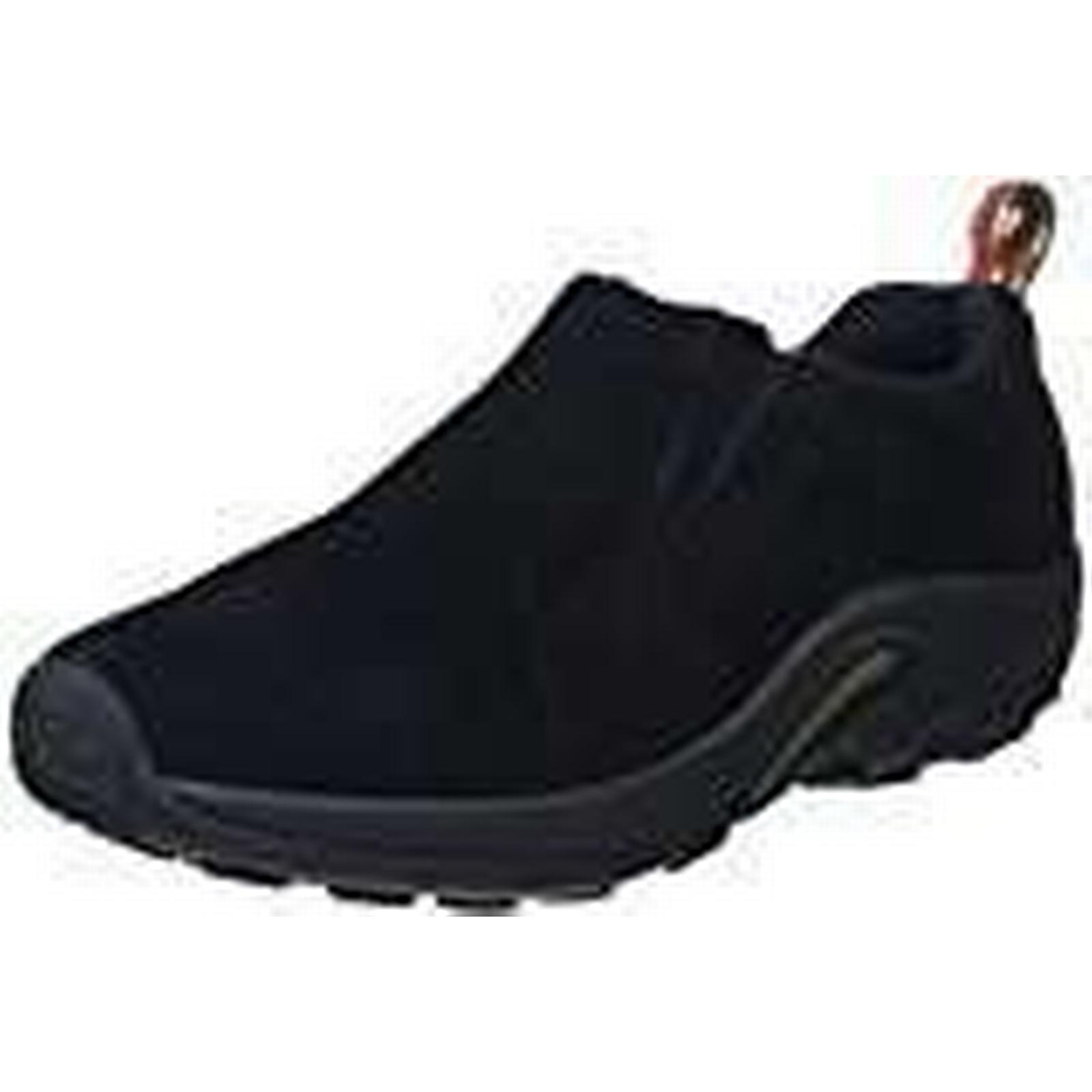 Merrell Men's Jungle Moc Slip-on UK Sneakers, Black (Midnight), 8.5 UK Slip-on (43 EU) 0ee7fd
