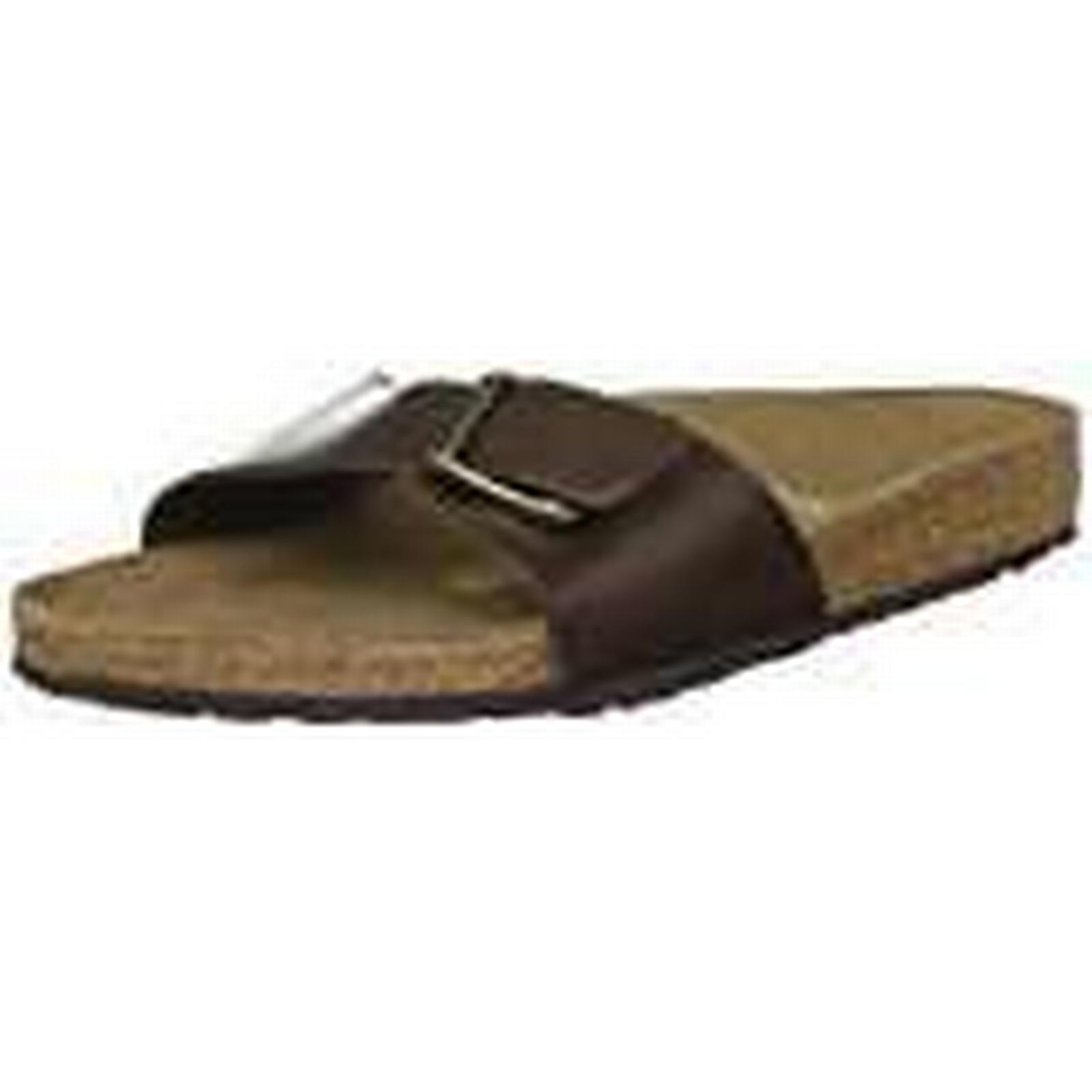 Birkenstock - Madrid Unisex-Adults' Sandals Toffee - Birkenstock 5.5 UK 40cc25