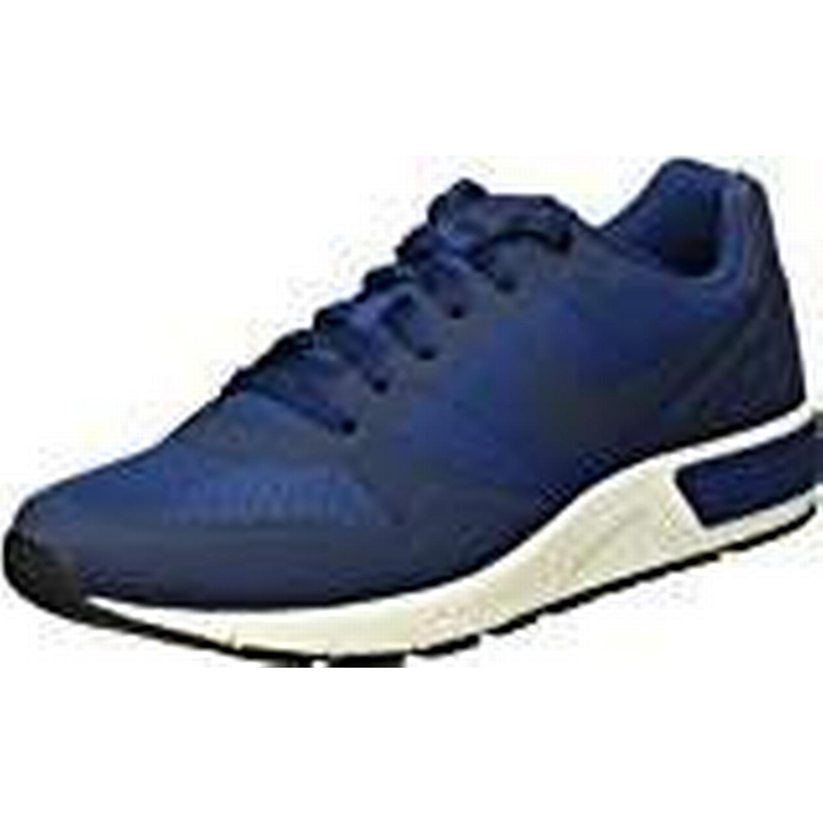 Nike Men's Nightgazer Blue/Midnight Low Trainers, Blue (Coastal Blue/Midnight Nightgazer Navy/Sl), 8.5 UK f56c98