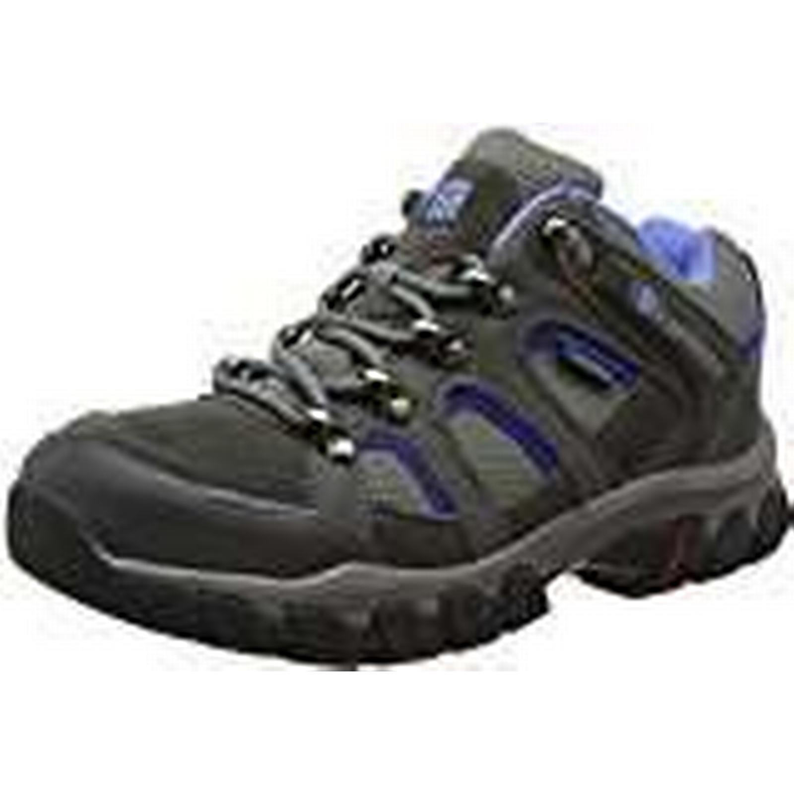 Karrimor Bodmin Low 4 Ladies weathertite Low Rise Hiking (39 Boots,Grey(Grey/Colony Blue) ,6 UK (39 Hiking EU) b65534