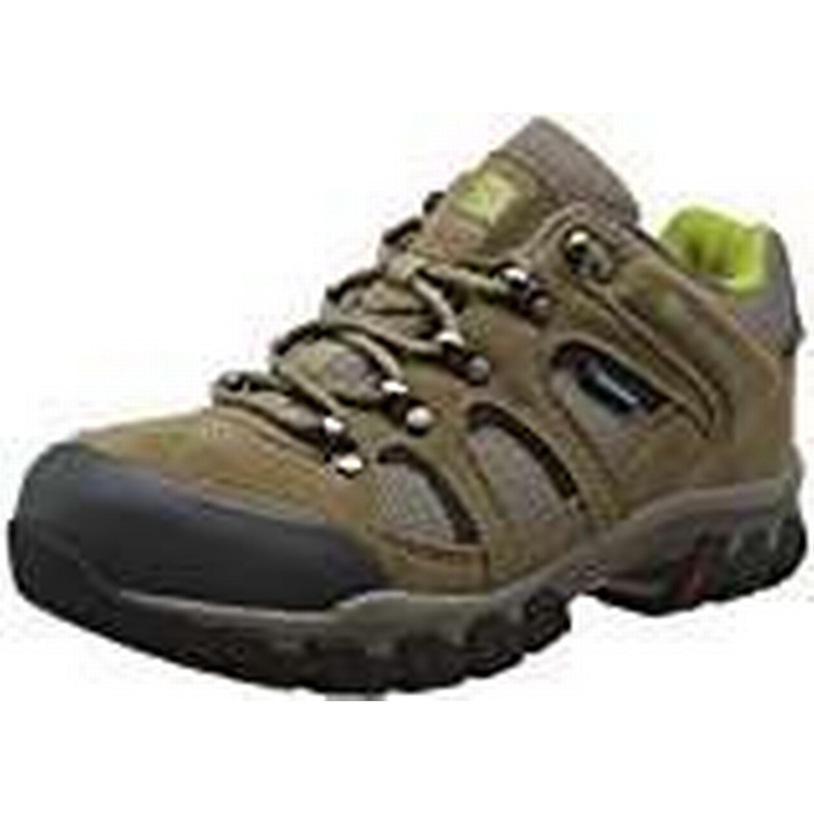 Karrimor Bodmin Low 4 Ladies weathertite Low Rise (38.5 Hiking Boots,Beige(Taupe/Green) ,5.5 UK (38.5 Rise EU) 66d8d1