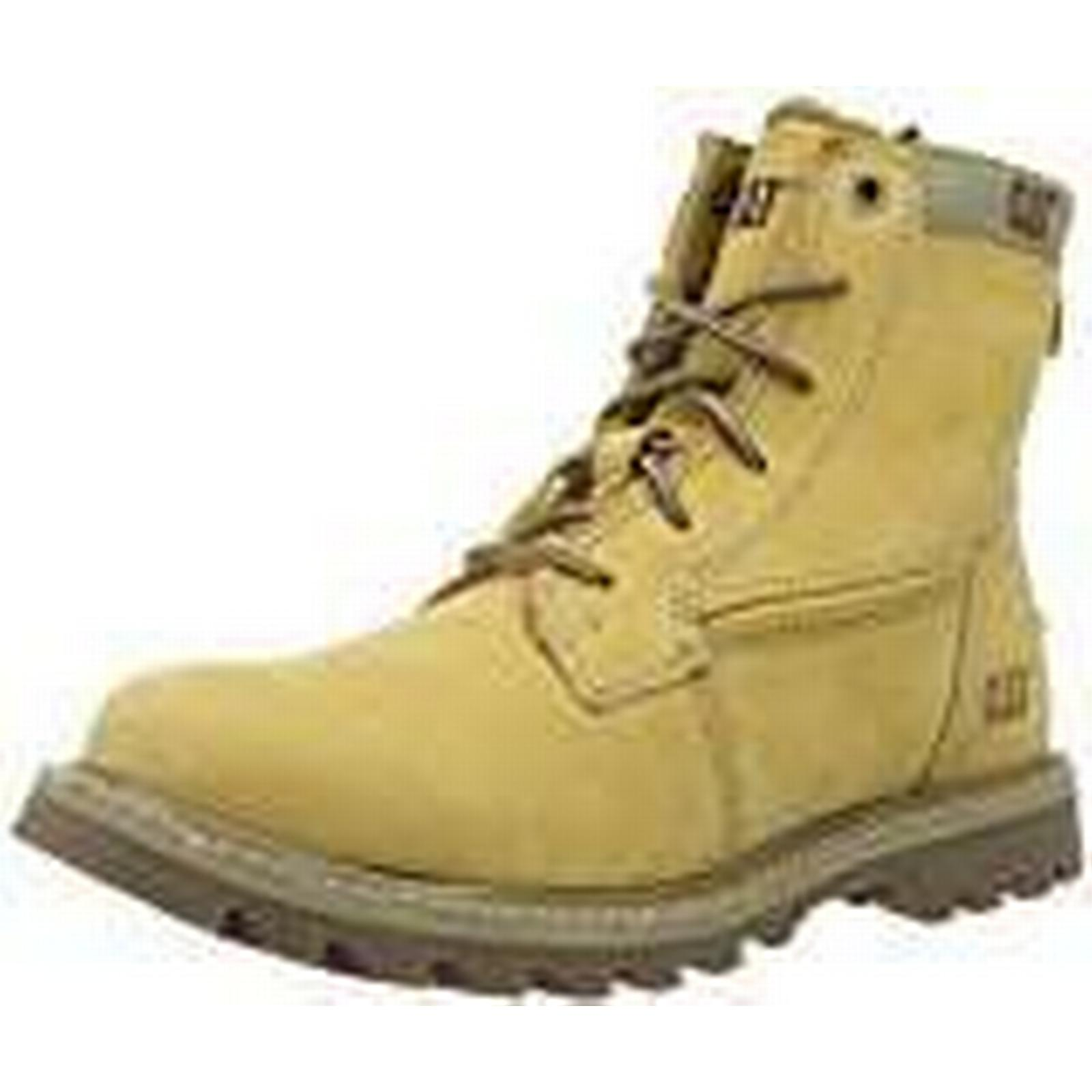 Caterpillar Cat Men's Swingshift Fur Ankle Boots, Brown (Honey EU Reset), 7 UK 41 EU (Honey f372b0