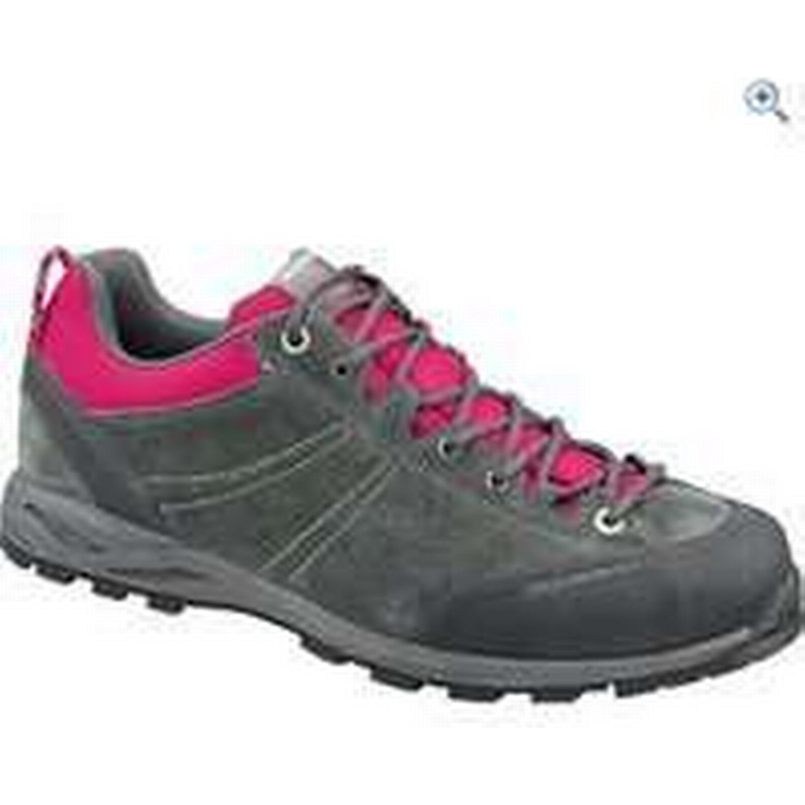 Mammut Women's Wall Low - Shoe - Size: 8 - Low Colour: GRAPHIT-MAGENTA 3c34f8