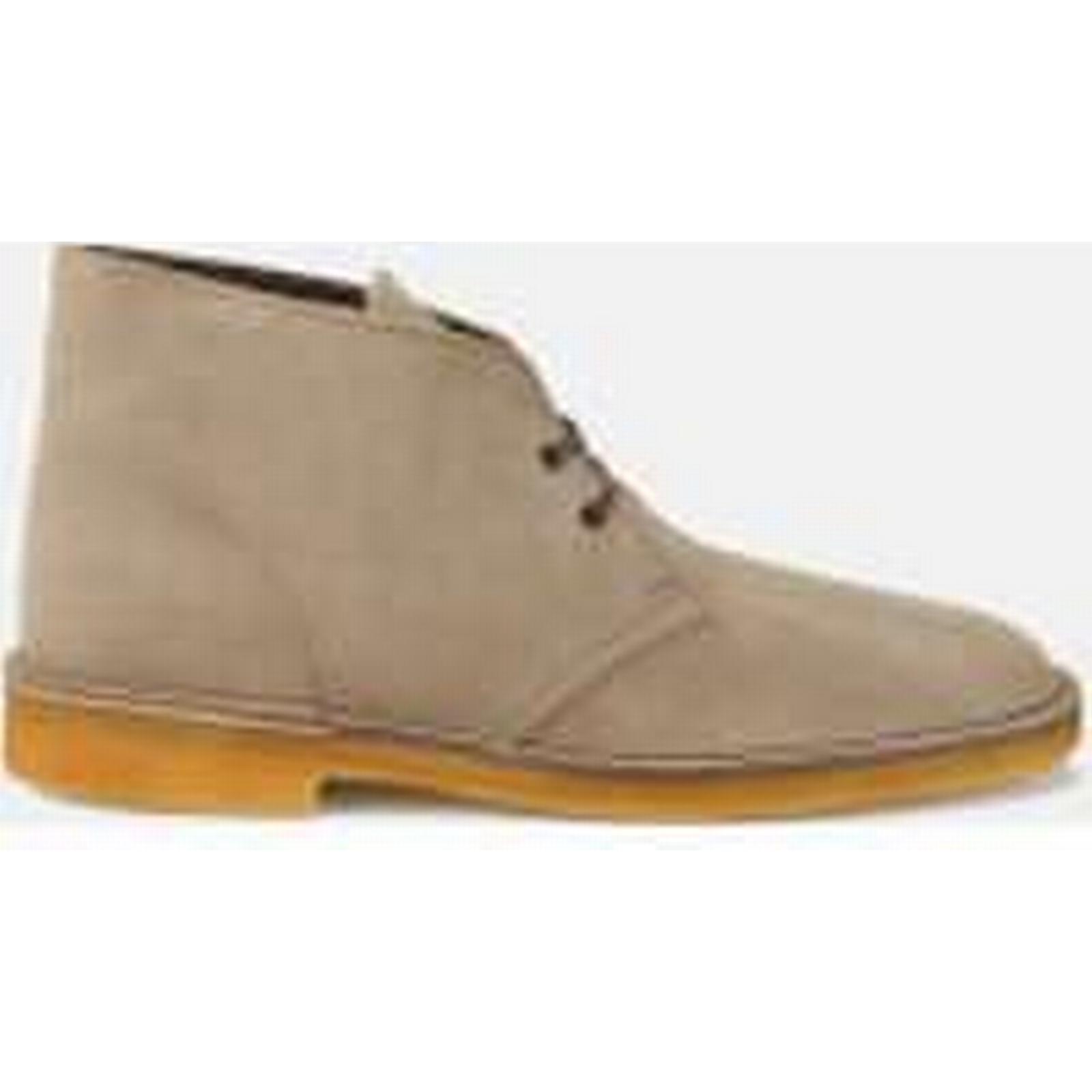 Clarks Originals Men's Desert - Boots - Wolf Suede - Desert UK 8 - Beige 044ff8
